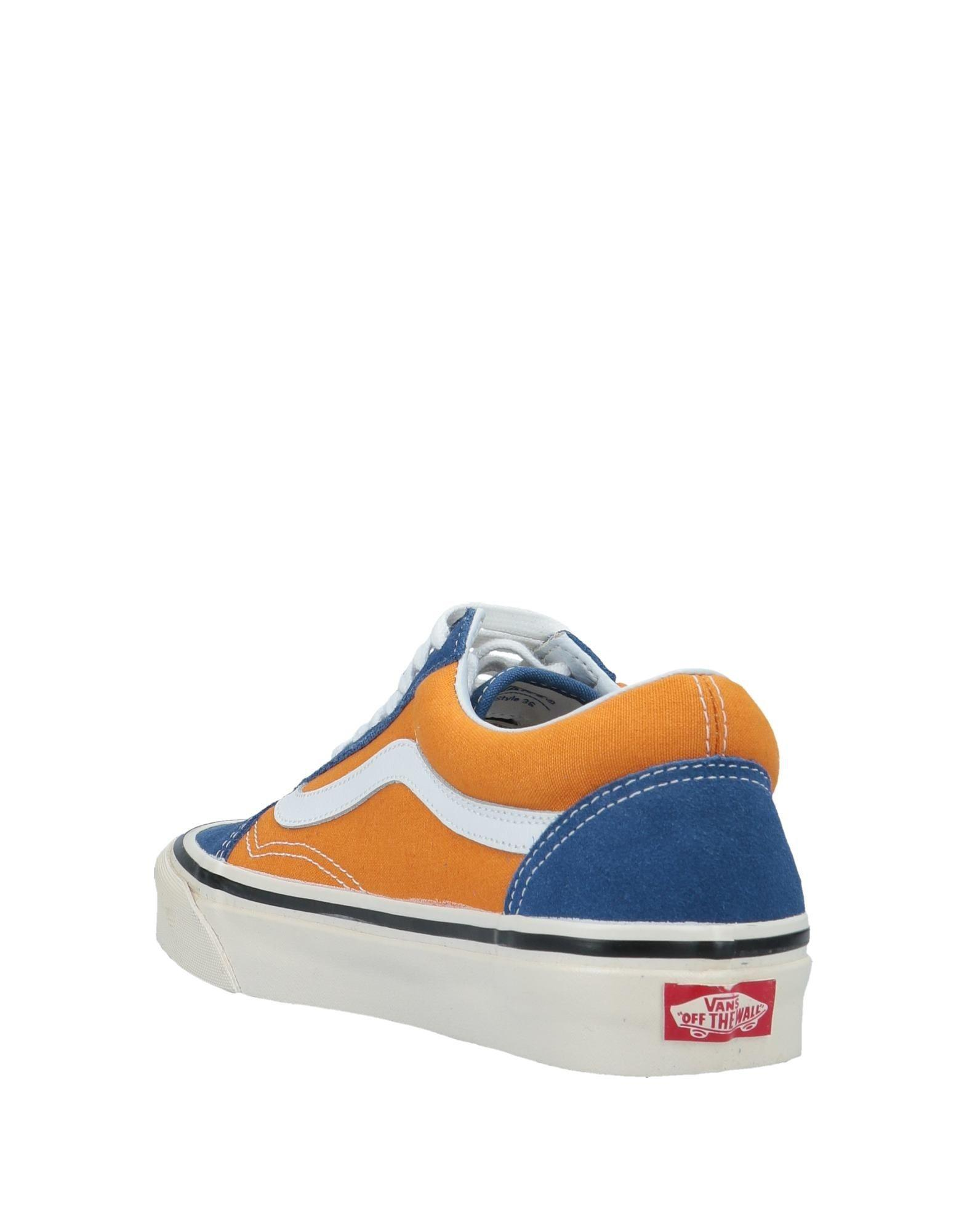 b222139be6eeaf Lyst - Vans Low-tops   Sneakers in Blue for Men