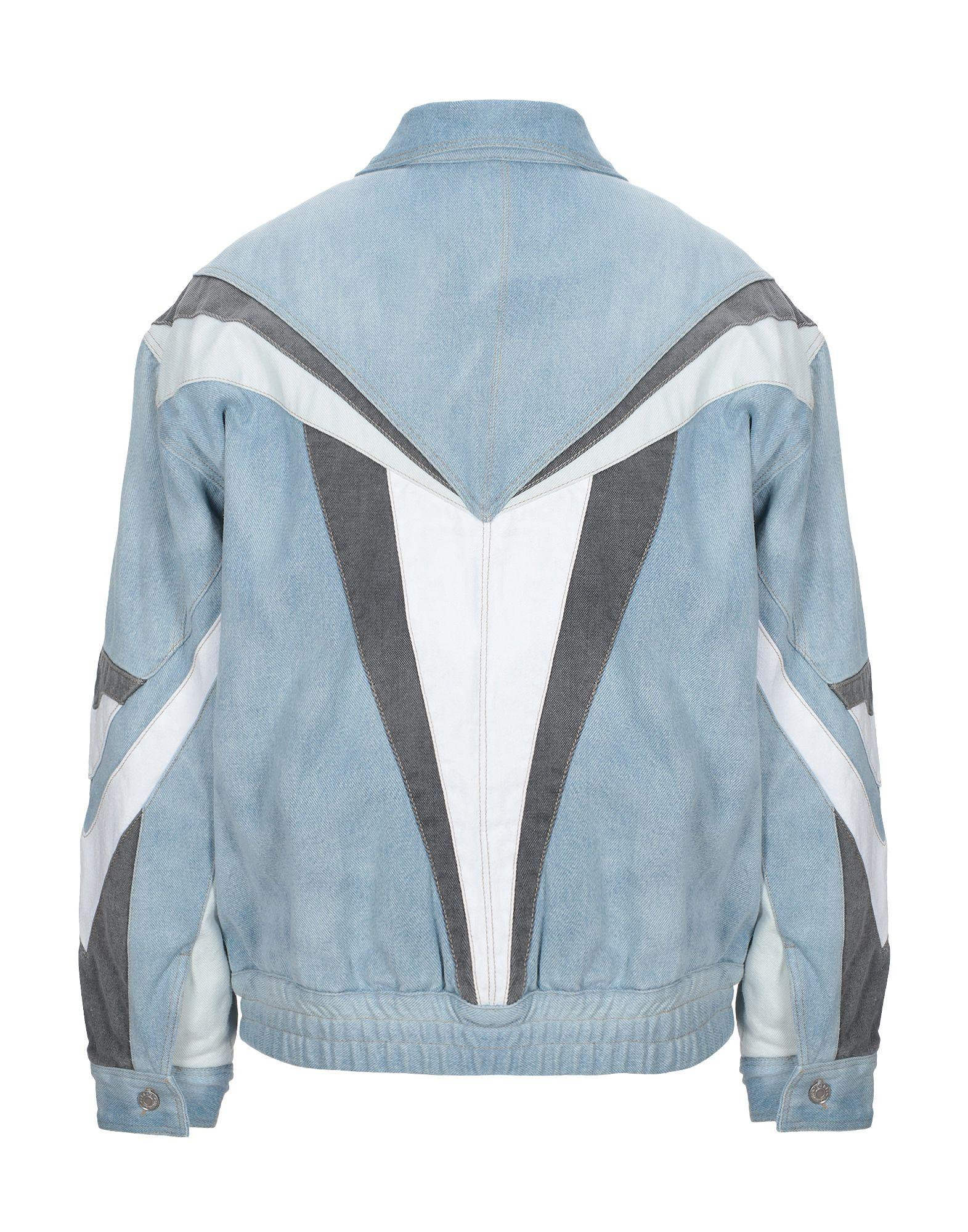 Manteau en jean Jean Isabel Marant pour homme en coloris Bleu 7JUfn