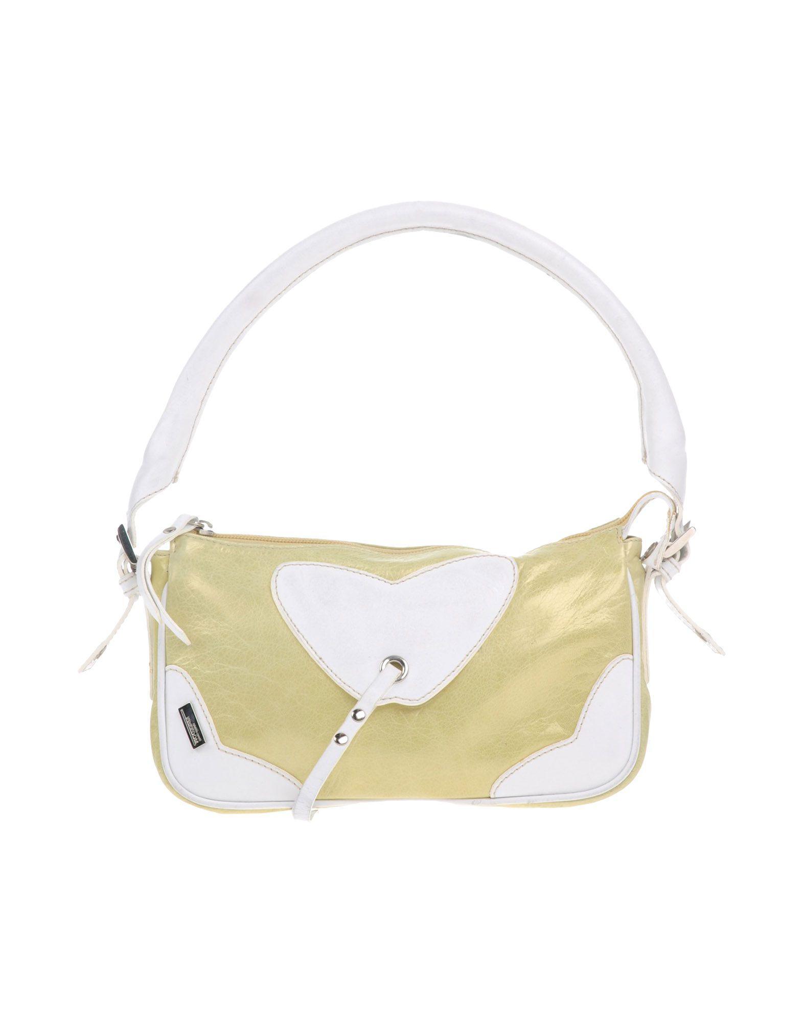 53b3610b26a9 Lyst - Raf Simons Handbags in Yellow