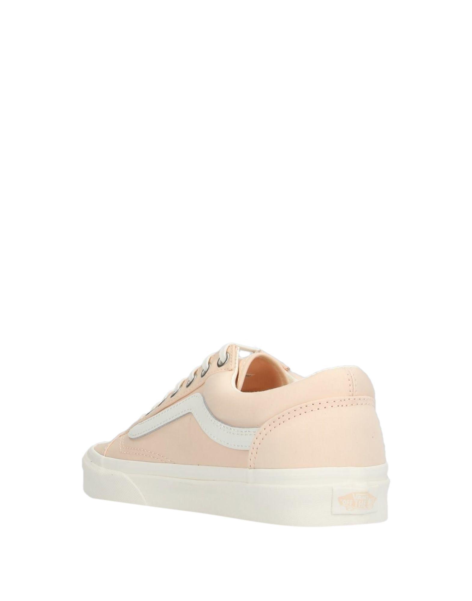 Sneakers & Tennis basses Caoutchouc Vans en coloris Rose 0tyJ