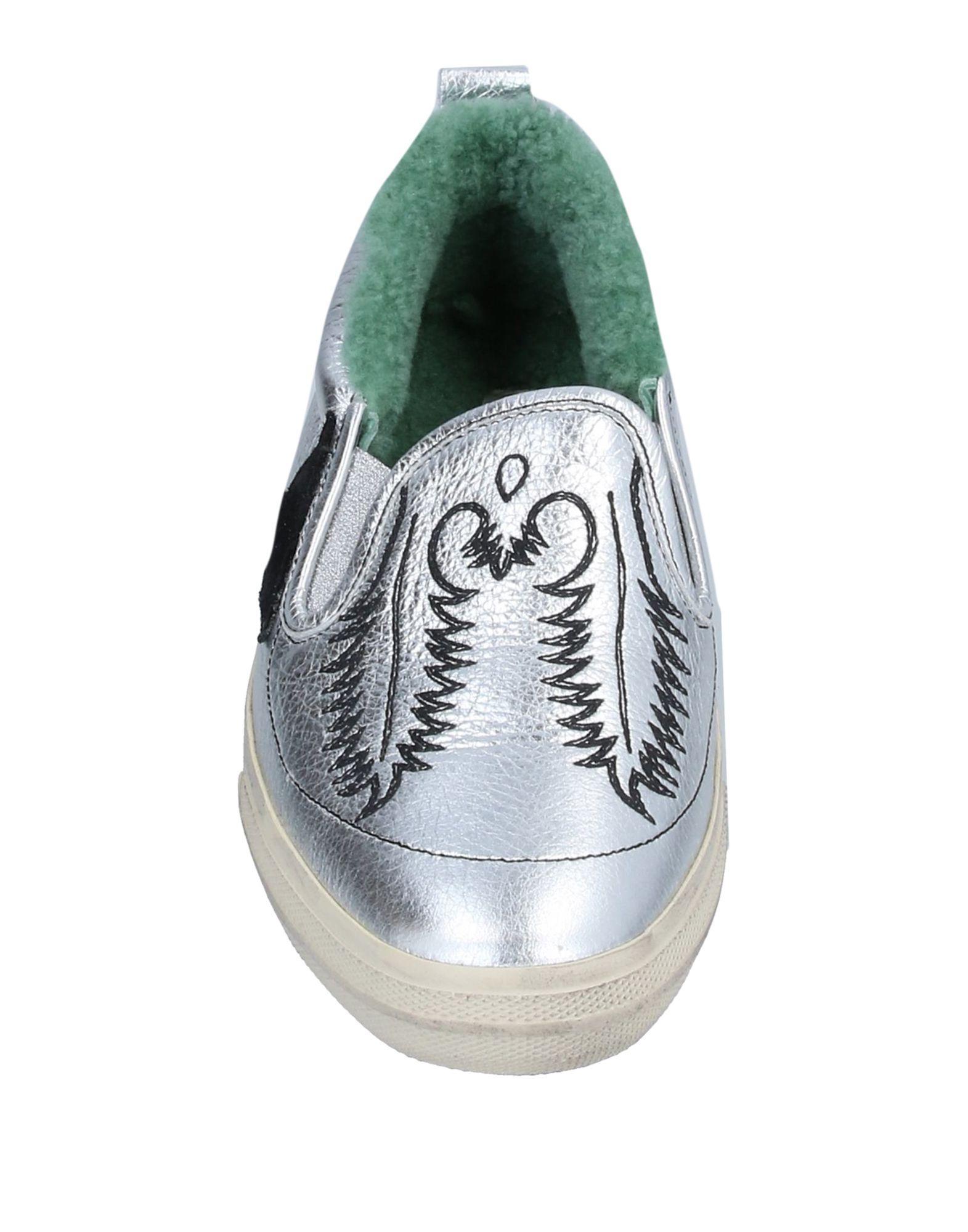 Sneakers & Deportivas Golden Goose Deluxe Brand de Cuero de color Metálico