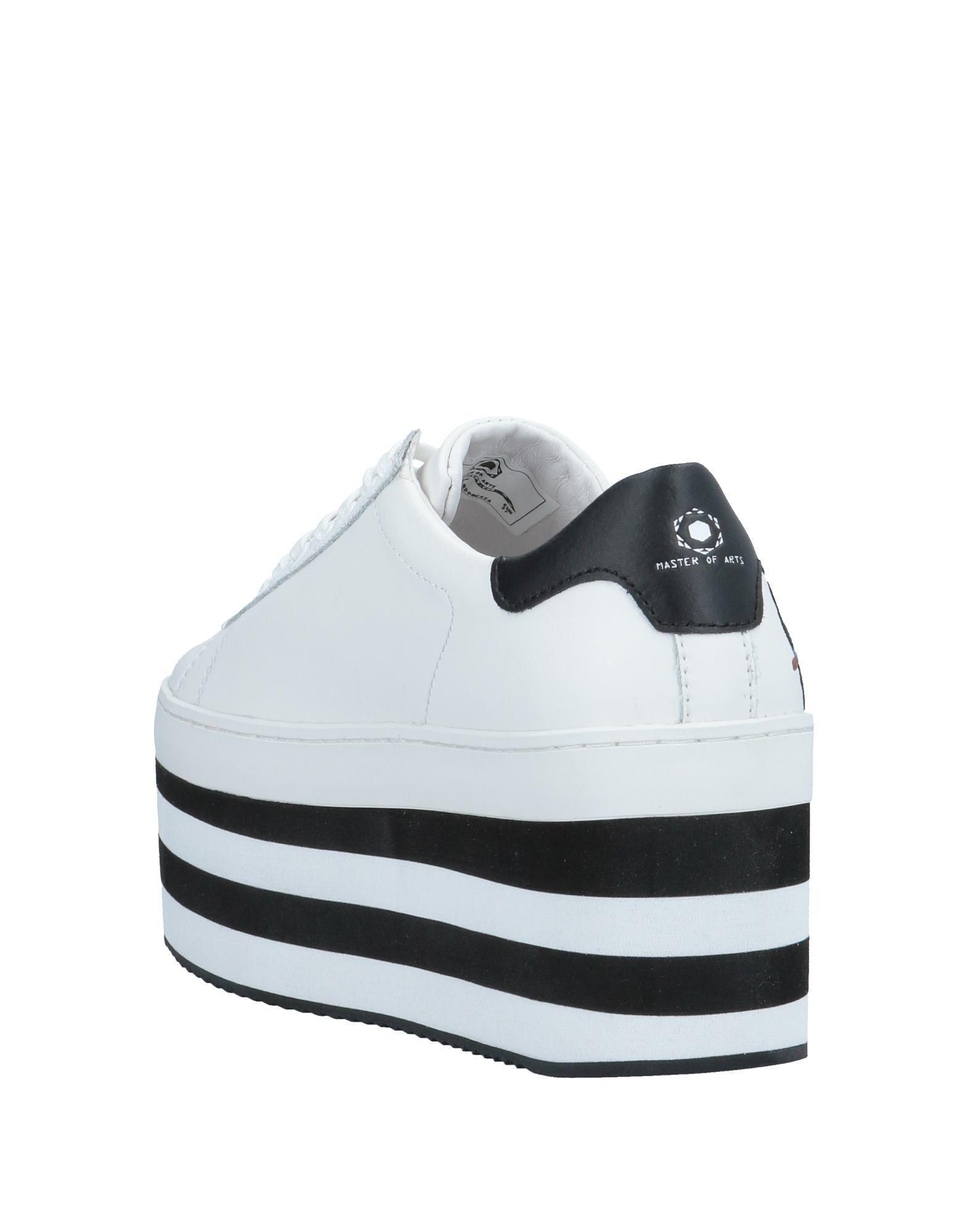 Sneakers & Deportivas MOA de Caucho de color Blanco