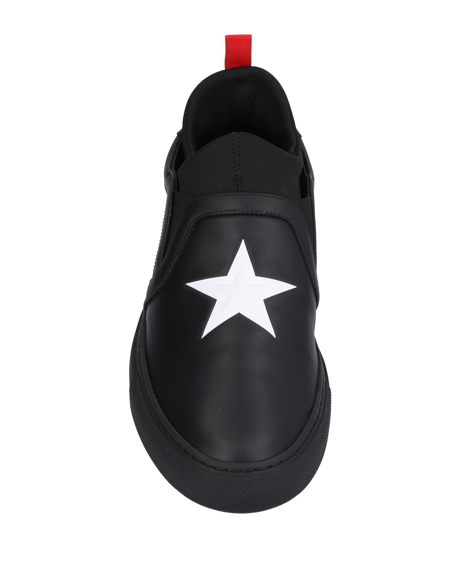 Givenchy Neoprene Low-tops & Sneakers in Black for Men