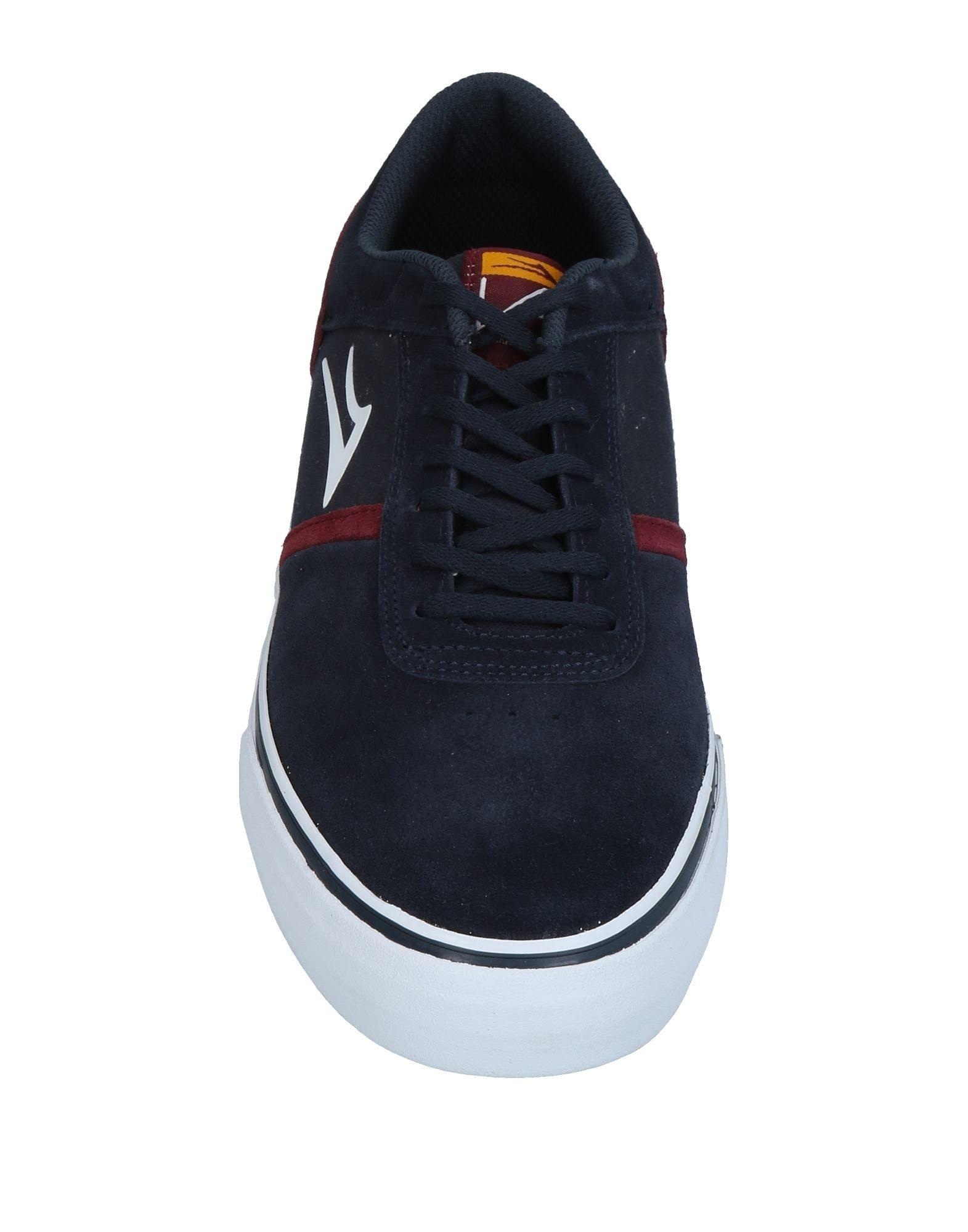 Lakai Suede Low-tops & Sneakers in Dark Blue (Blue) for Men
