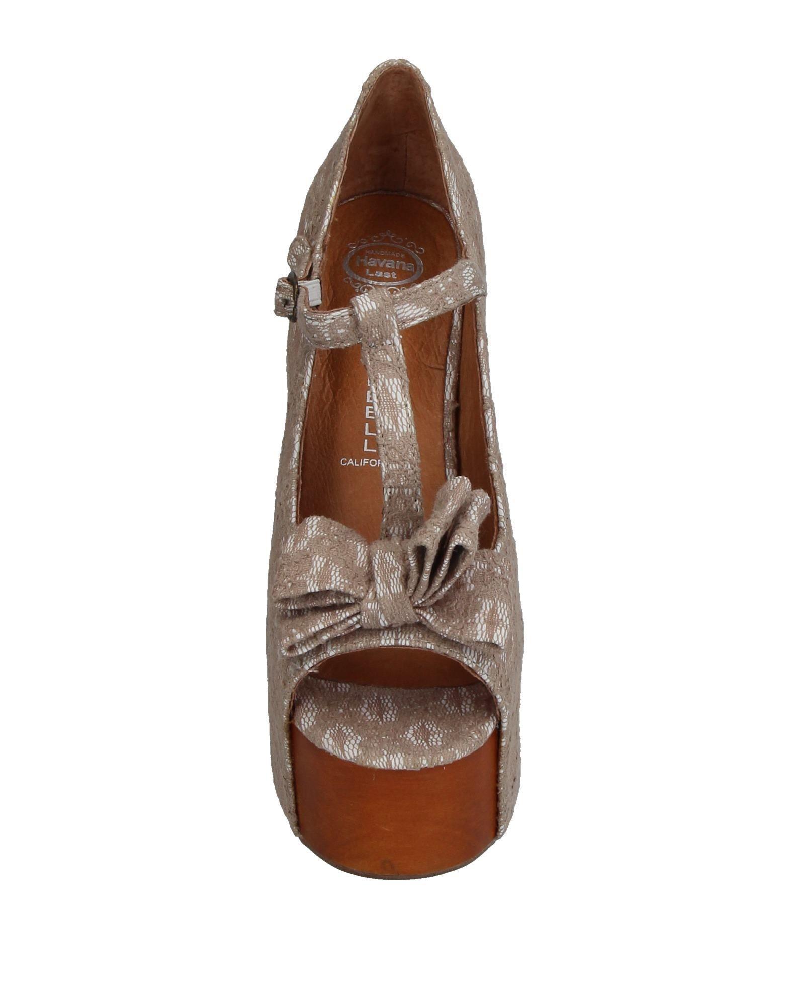 Zapatos de salón Jeffrey Campbell de Encaje de color Neutro