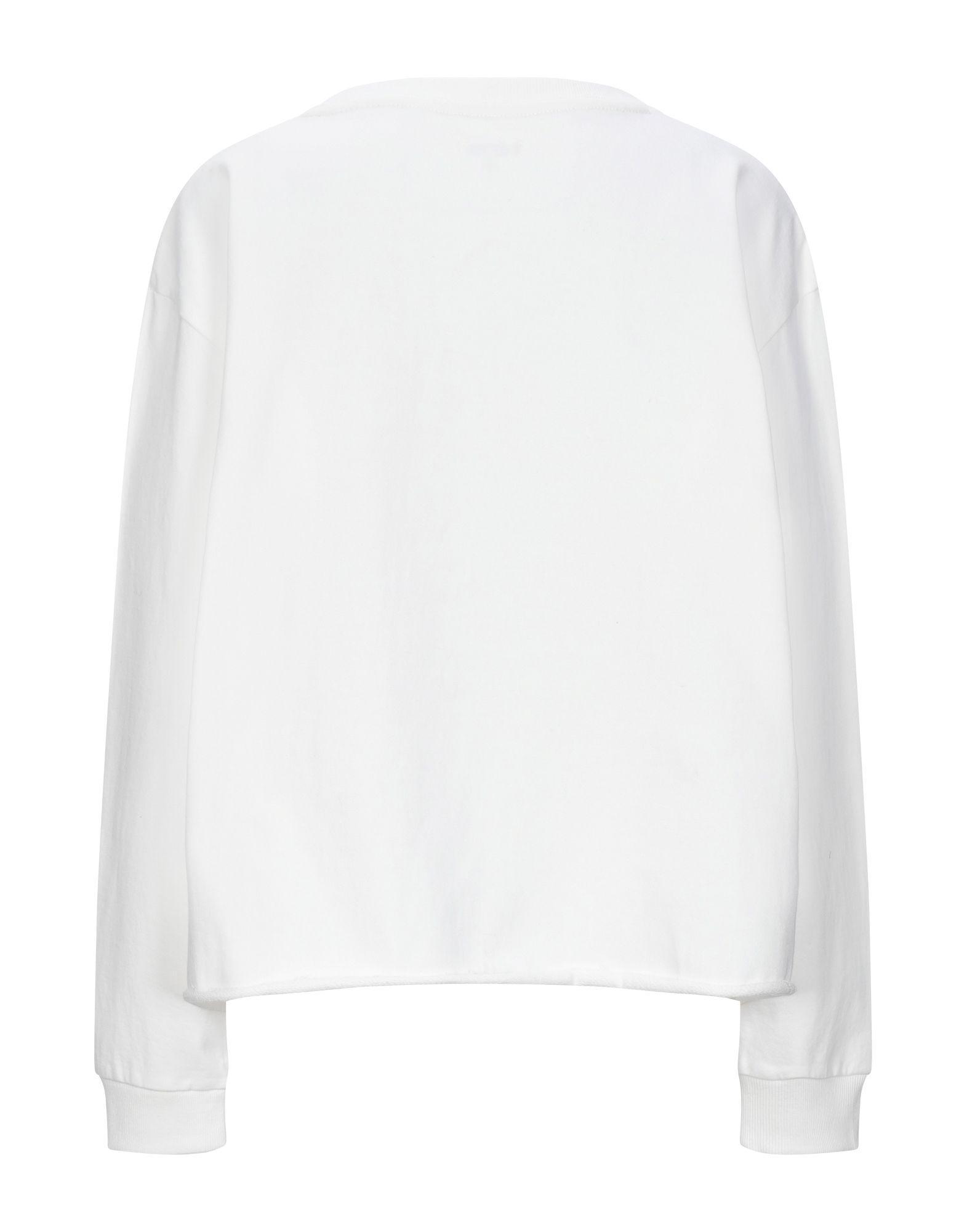 Sweat-shirt Manoush en coloris Blanc