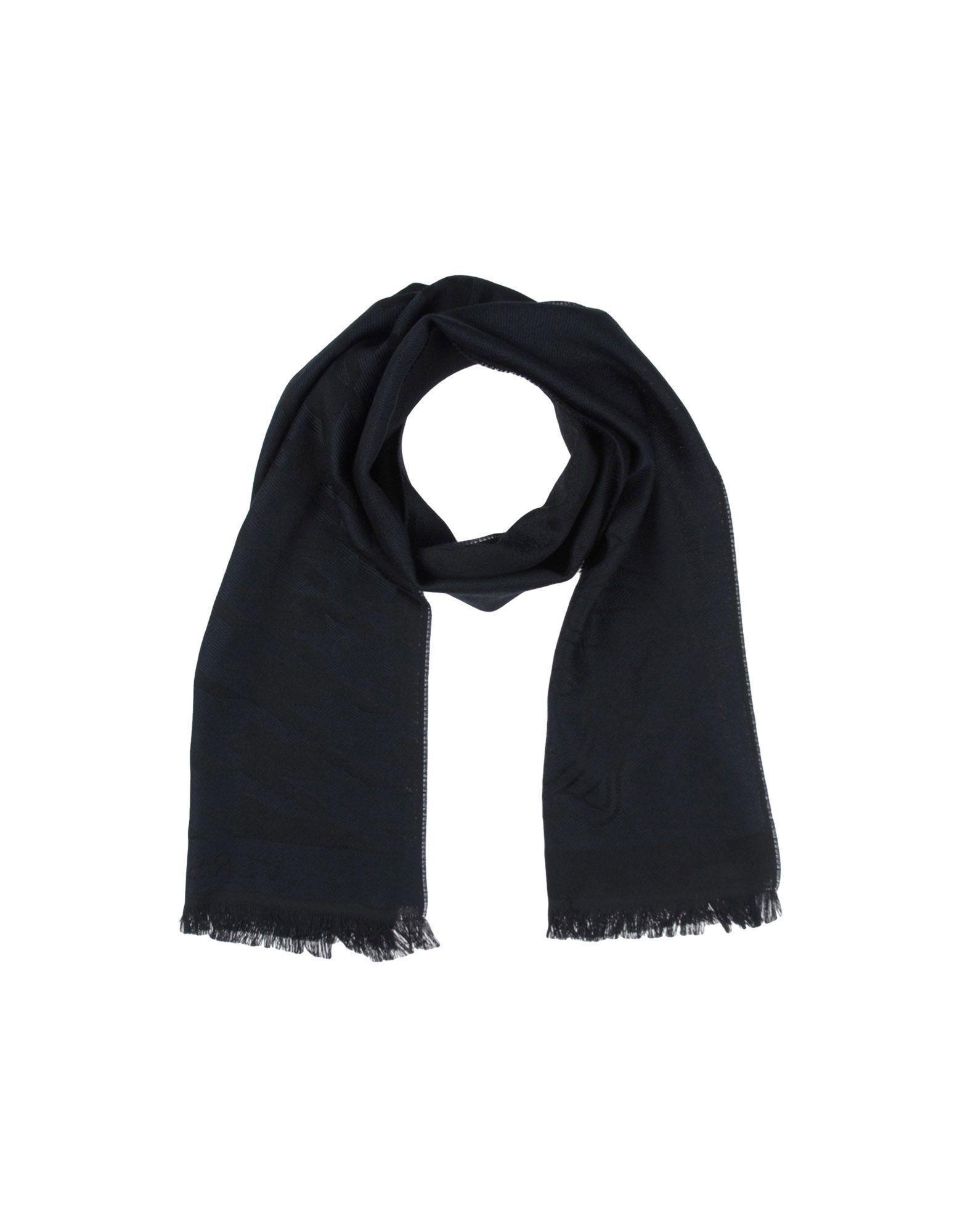 00bea81f9d3 Lyst - Écharpe Versace pour homme en coloris Noir