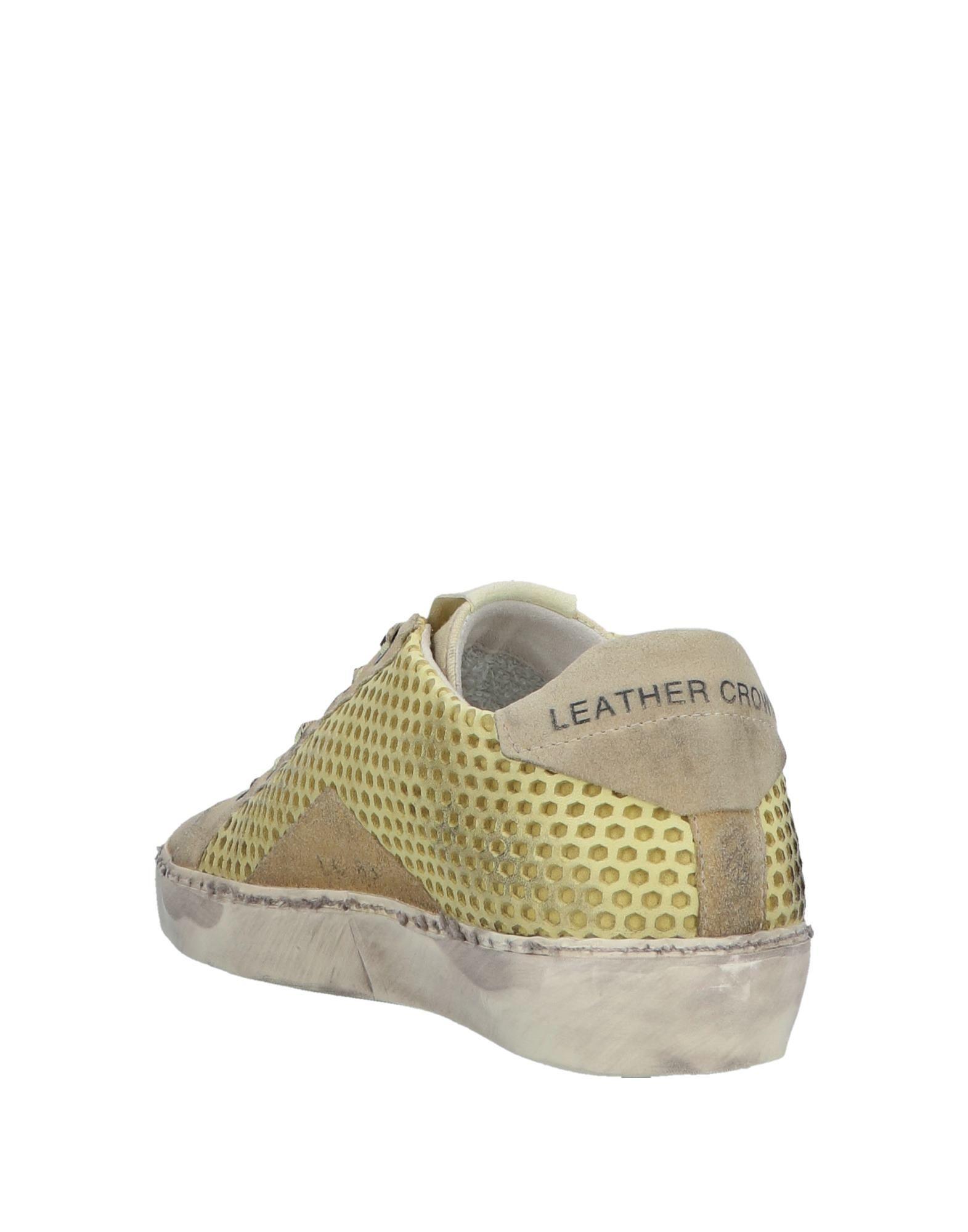 Sneakers & Deportivas Leather Crown de color Neutro