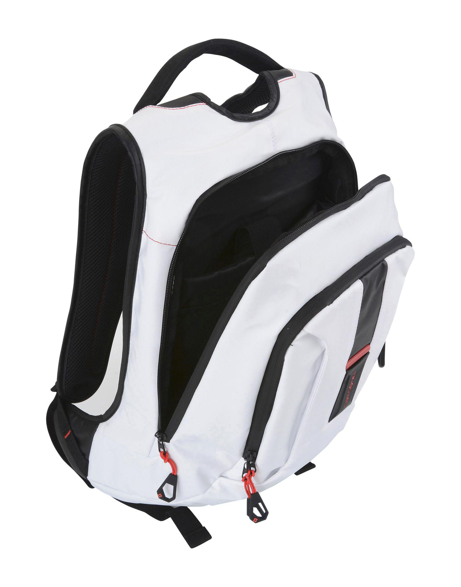Samsonite Synthetic Backpacks & Bum Bags in White for Men