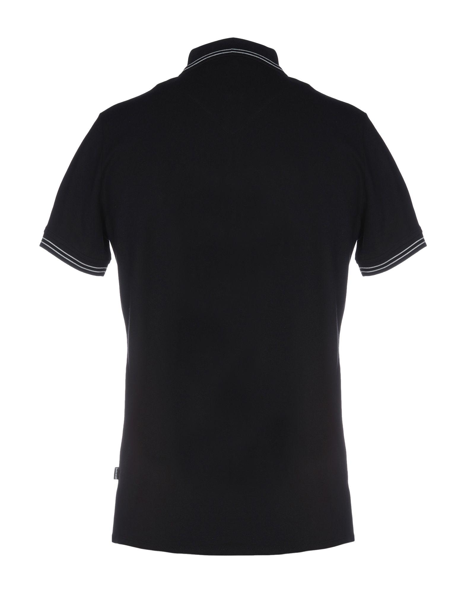 8cfc9c58 Just Cavalli Polo Shirt in Black for Men - Lyst