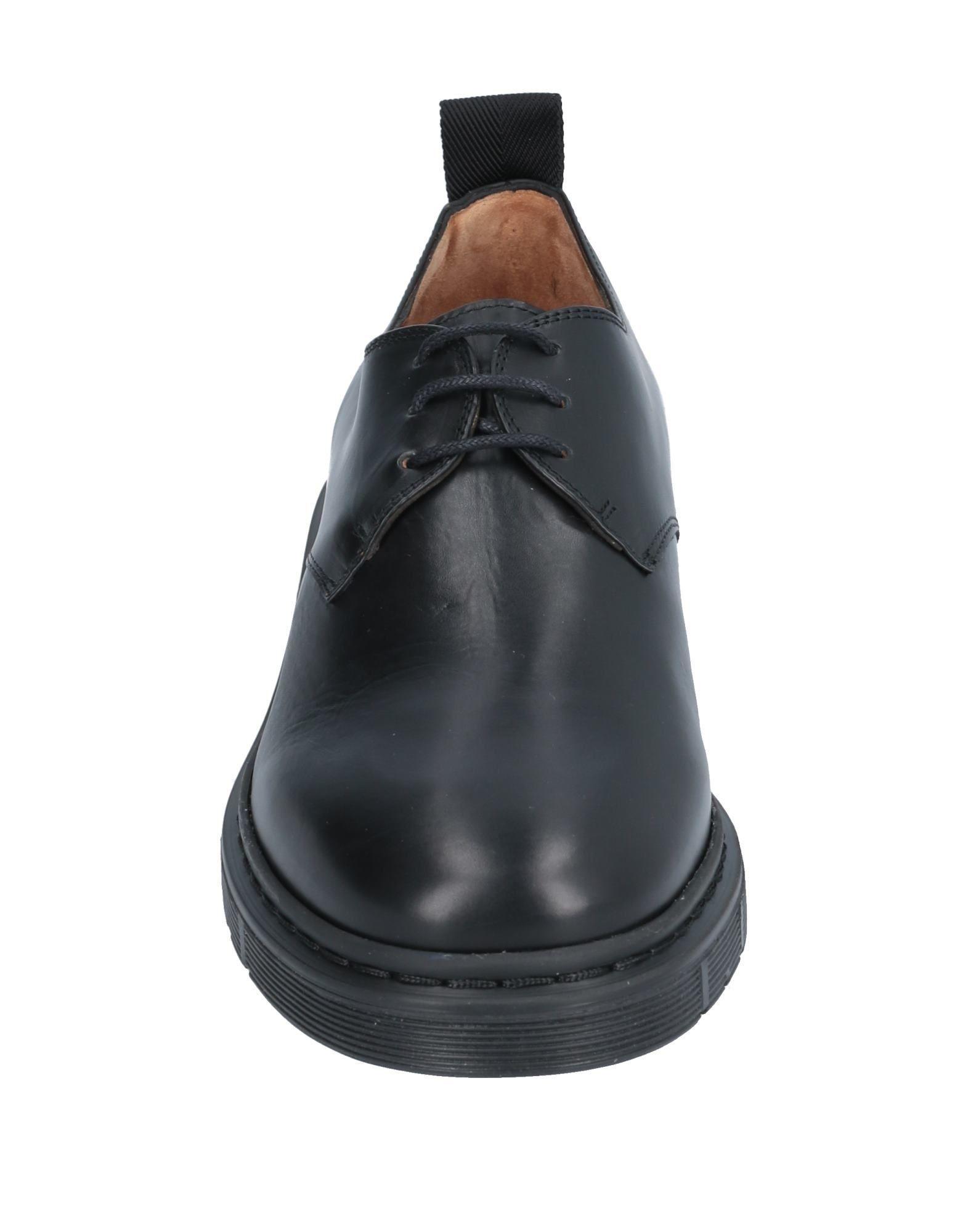 Zapatos de cordones JOSEPH de color Negro