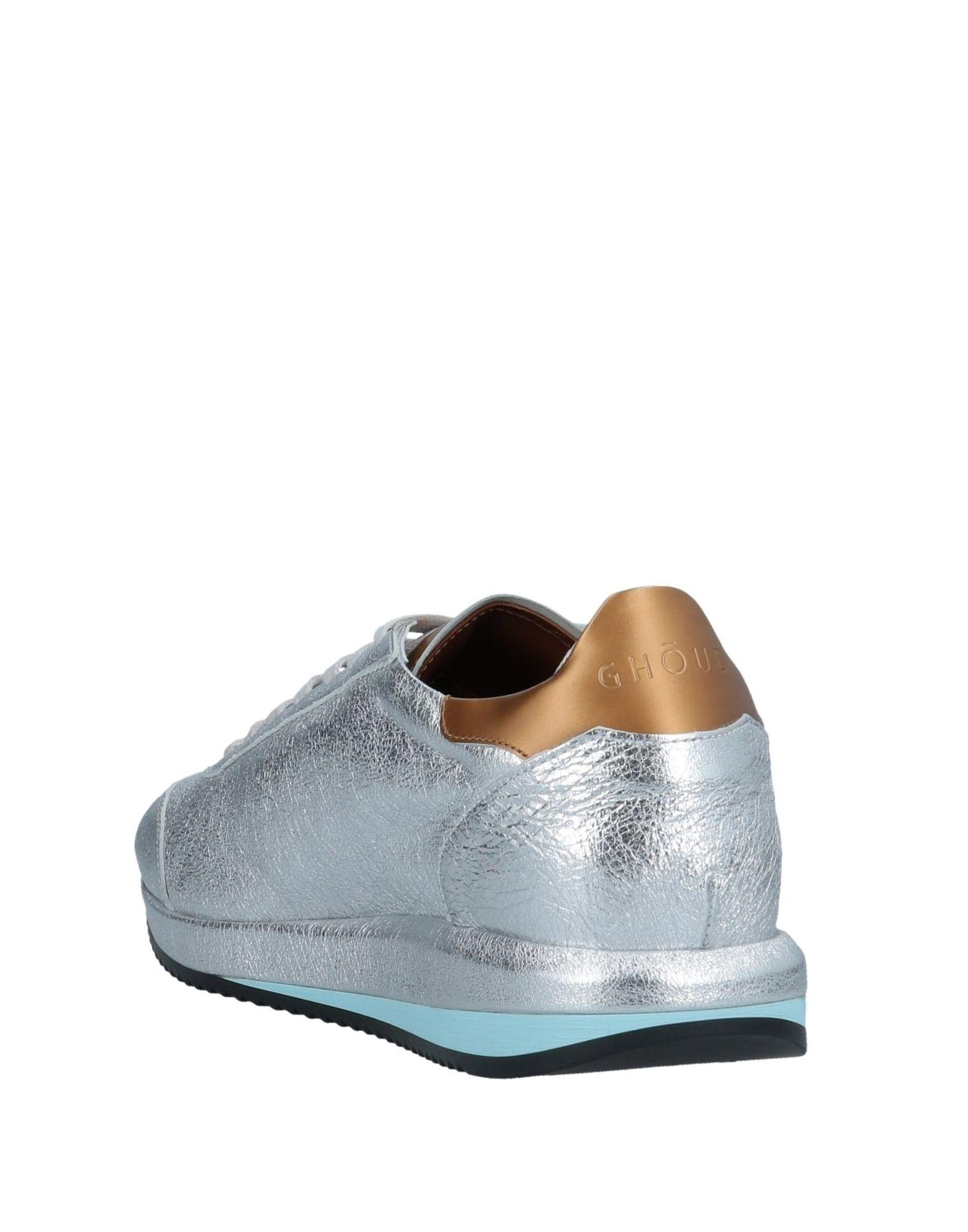 GHŌUD Leather Low-tops & Sneakers in Brown