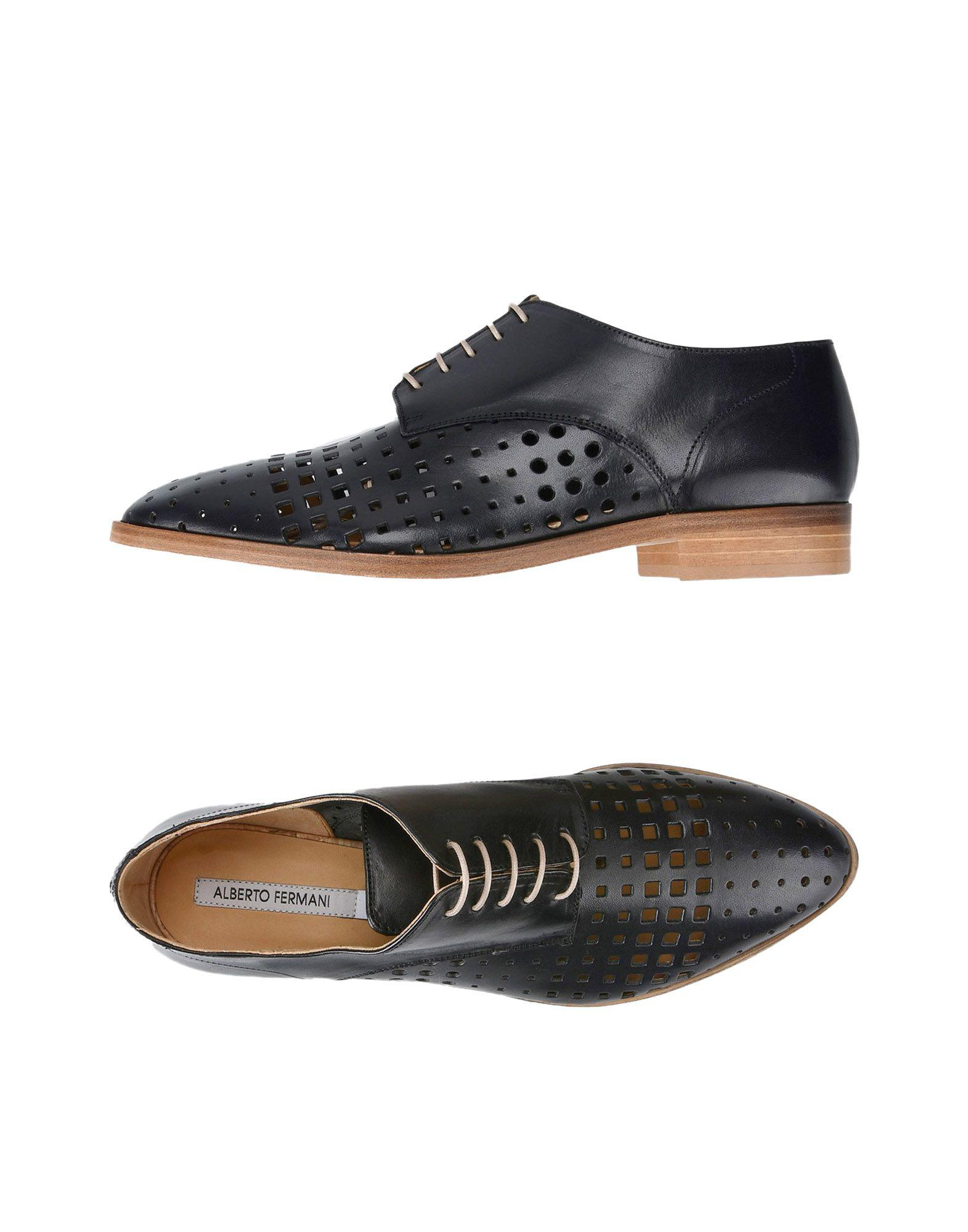 FOOTWEAR - Lace-up shoes Alberto G7lQNeV