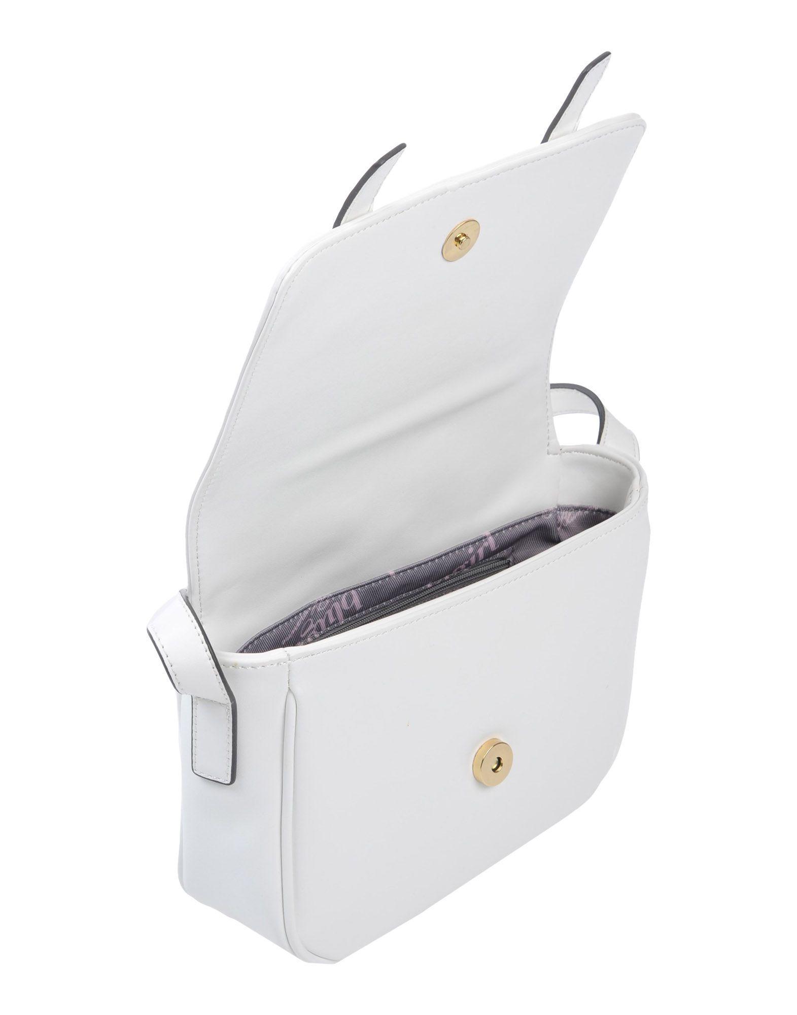 Blugirl Blumarine Cross-body Bags in White