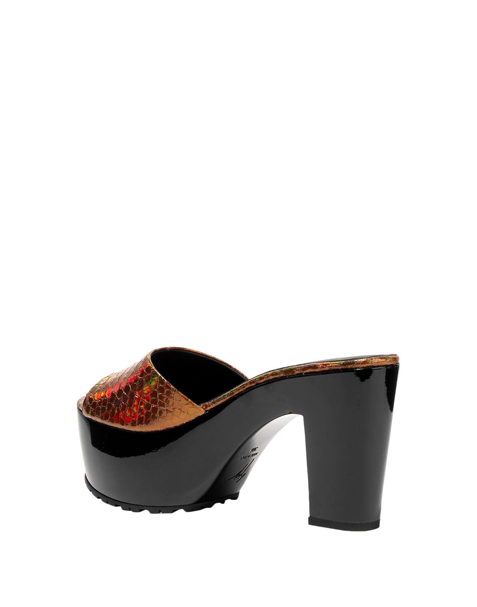 96054defa236 Lyst - Giuseppe Zanotti Sandals in Black
