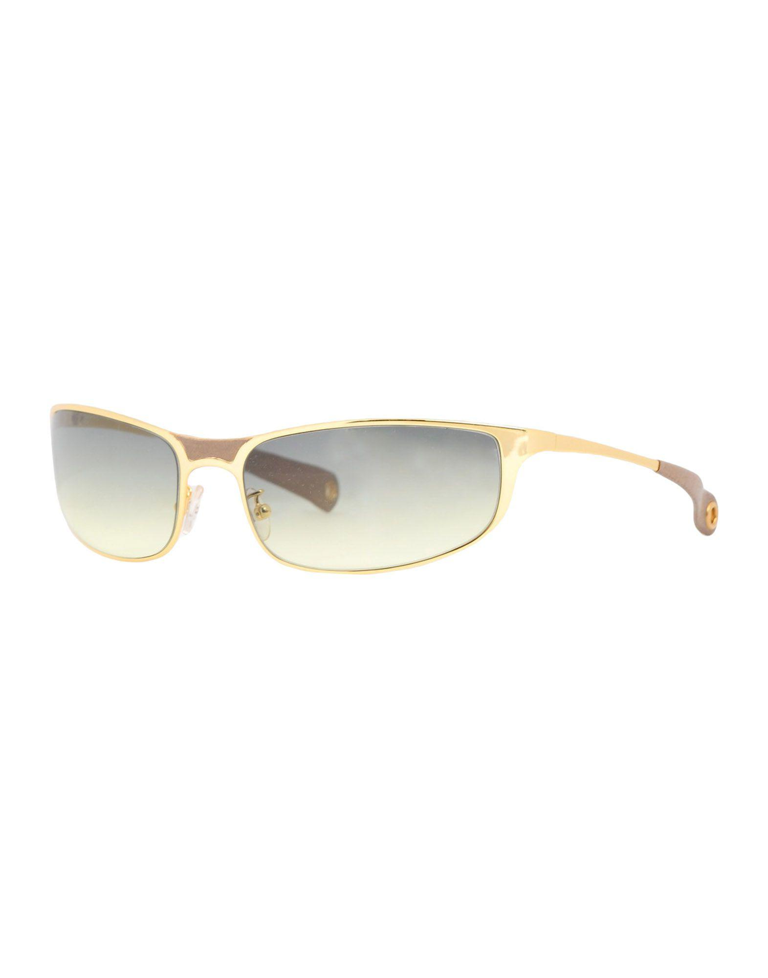 568c65ffb09 Marni Sunglasses in Metallic - Lyst
