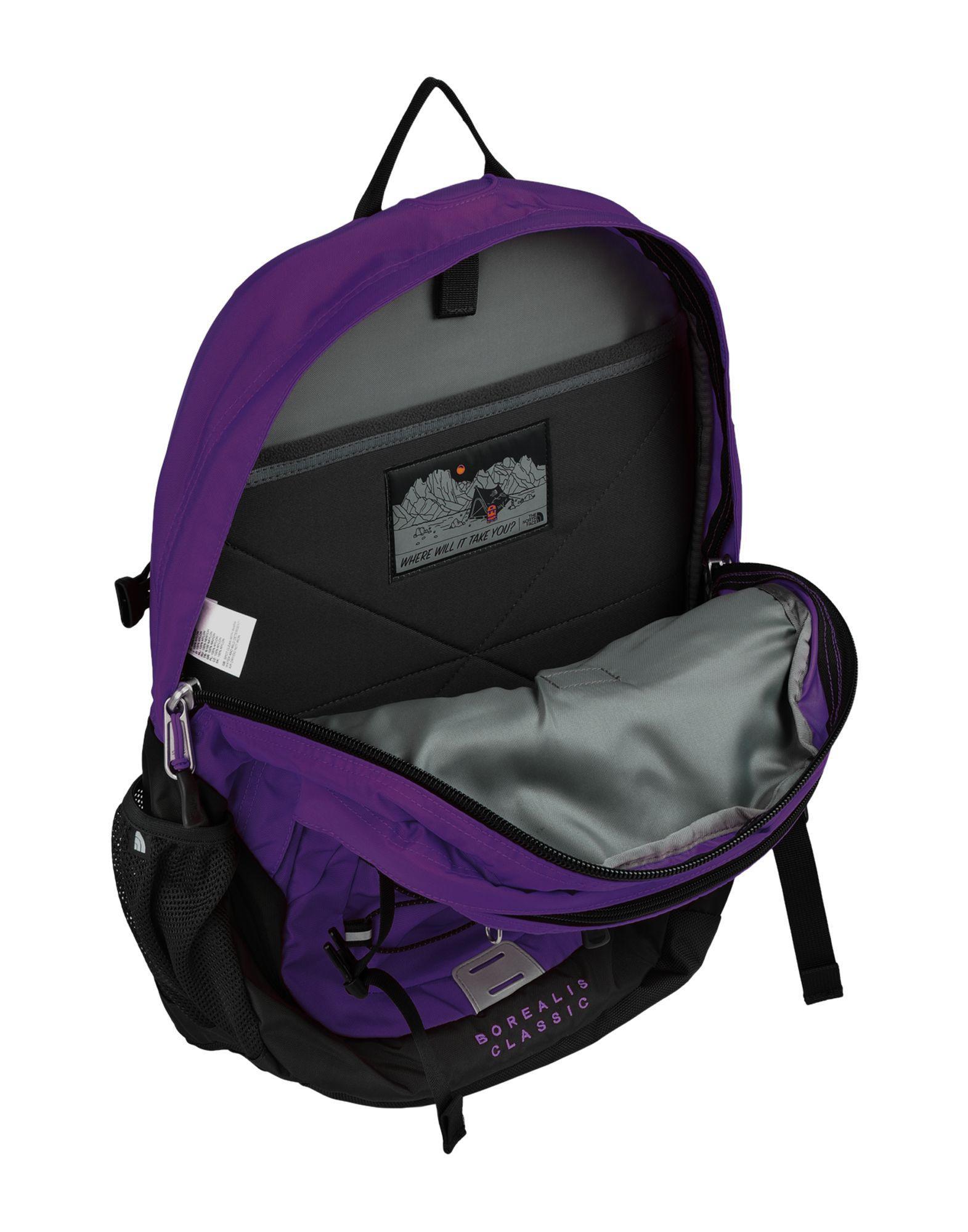 334500302f Sacs à dos et bananes The North Face en coloris Violet - Lyst