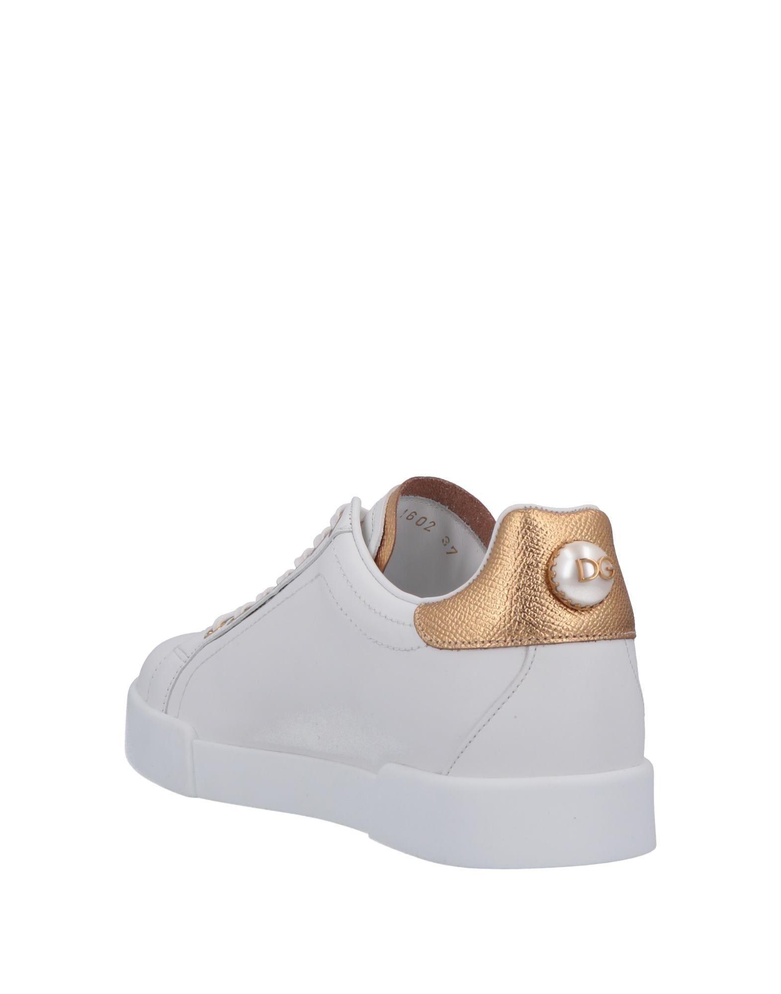 Sneakers & Deportivas Dolce & Gabbana de color Blanco