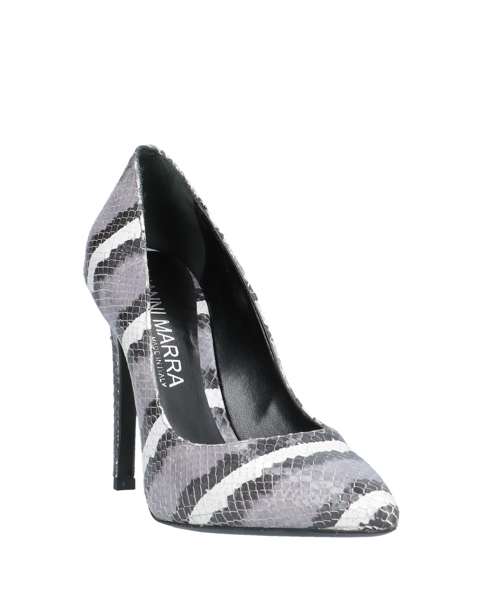 Zapatos de salón Gianni Marra de color Gris
