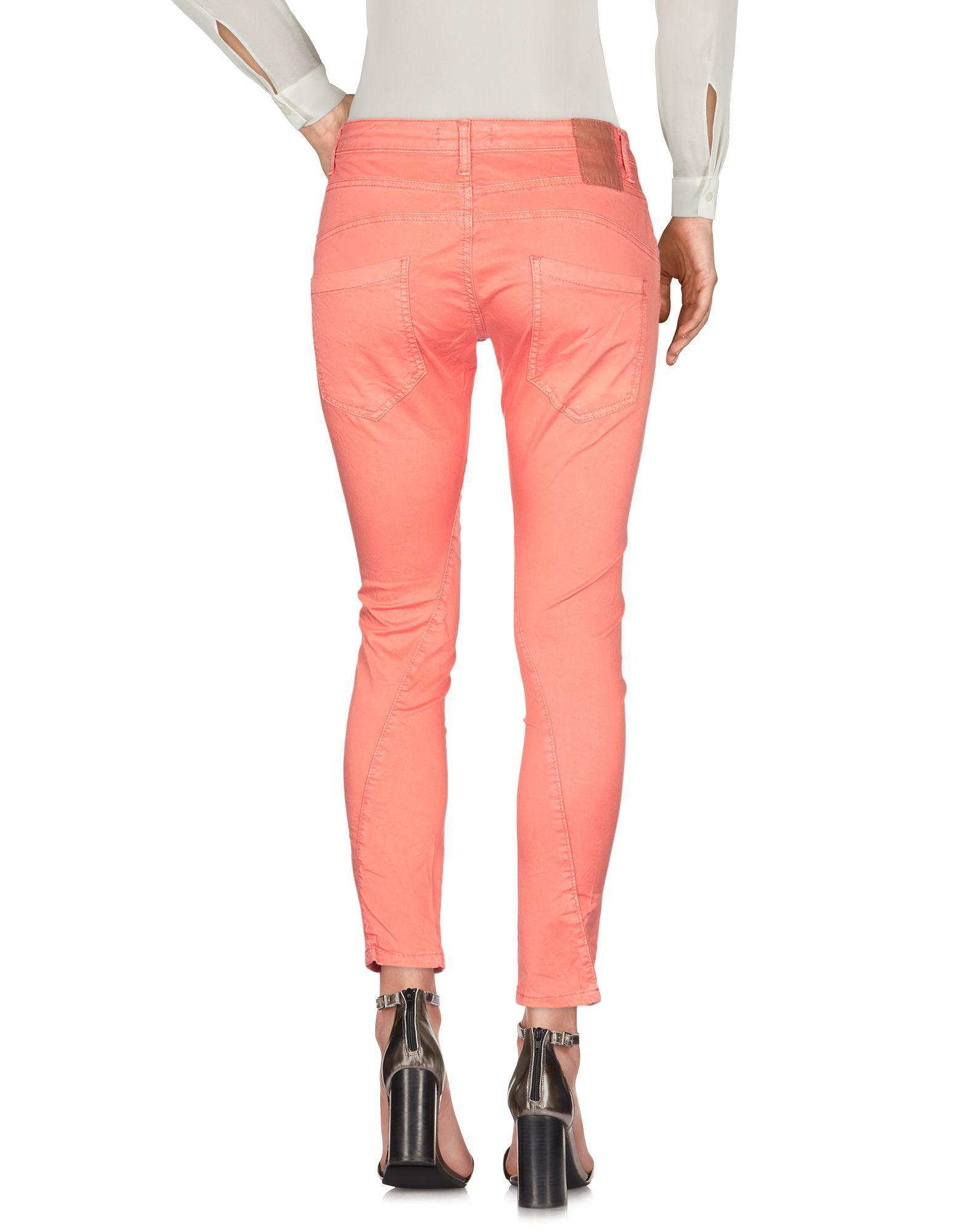 Pantalon ViCOLO en coloris Orange