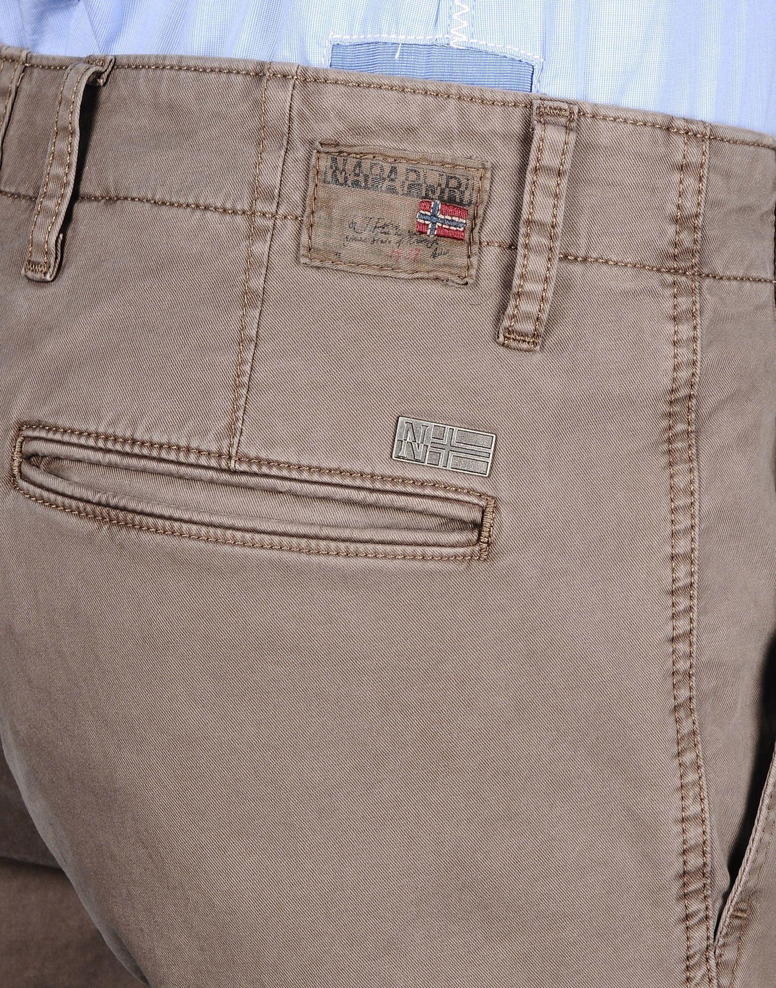 Napapijri Cotton Casual Pants for Men