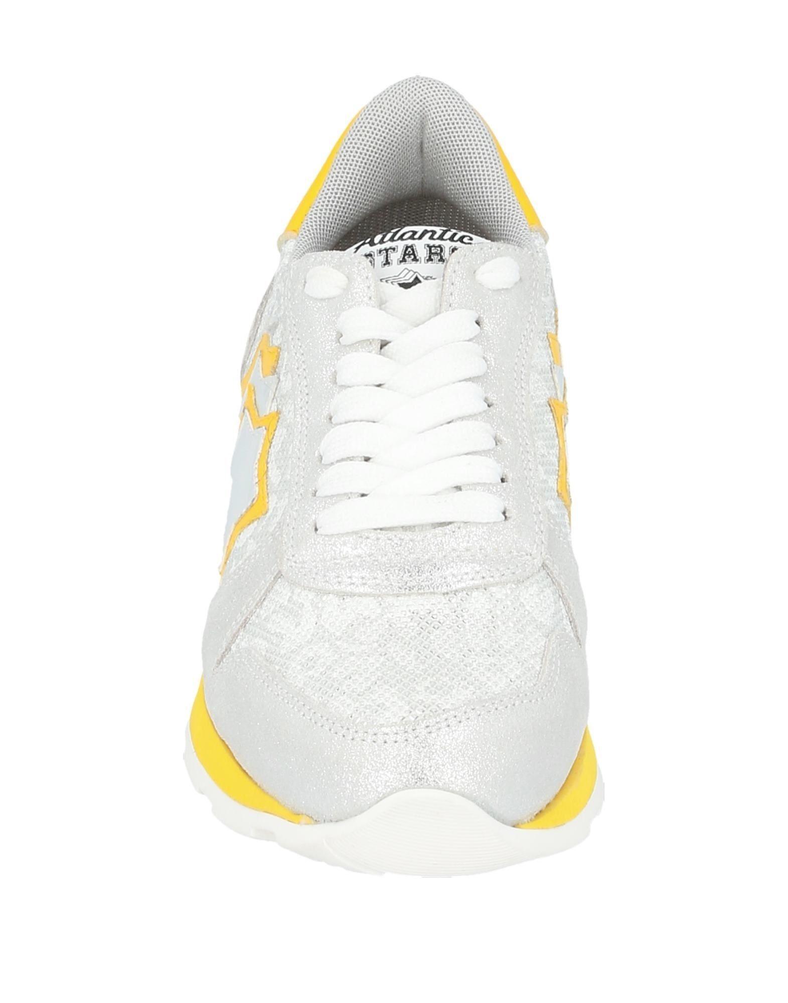 Sneakers & Deportivas Atlantic Stars de Cuero de color Metálico