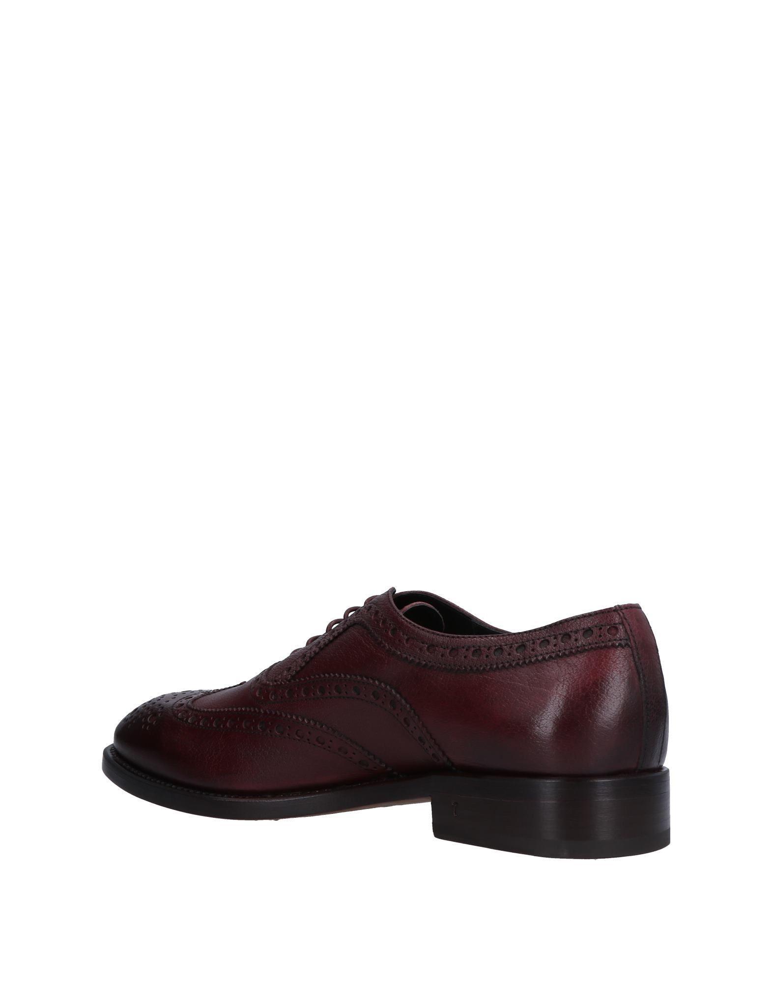 Zapatos de cordones Raparo de hombre de color Marrón