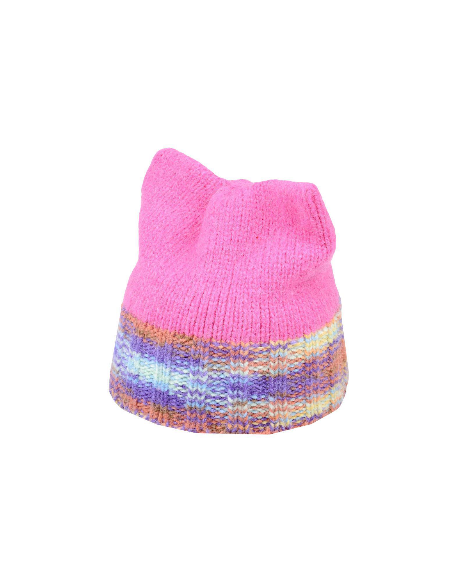 aa5dc93d2ee Missoni - Multicolor Hats - Lyst. View fullscreen