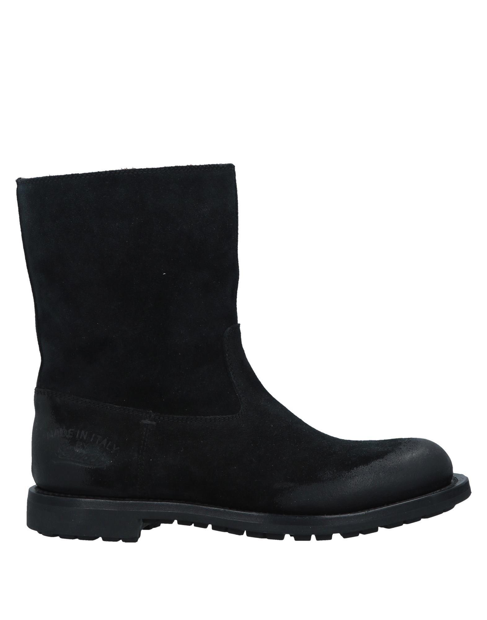 e40f14fa280 Lyst - Gucci Ankle Boots in Black for Men