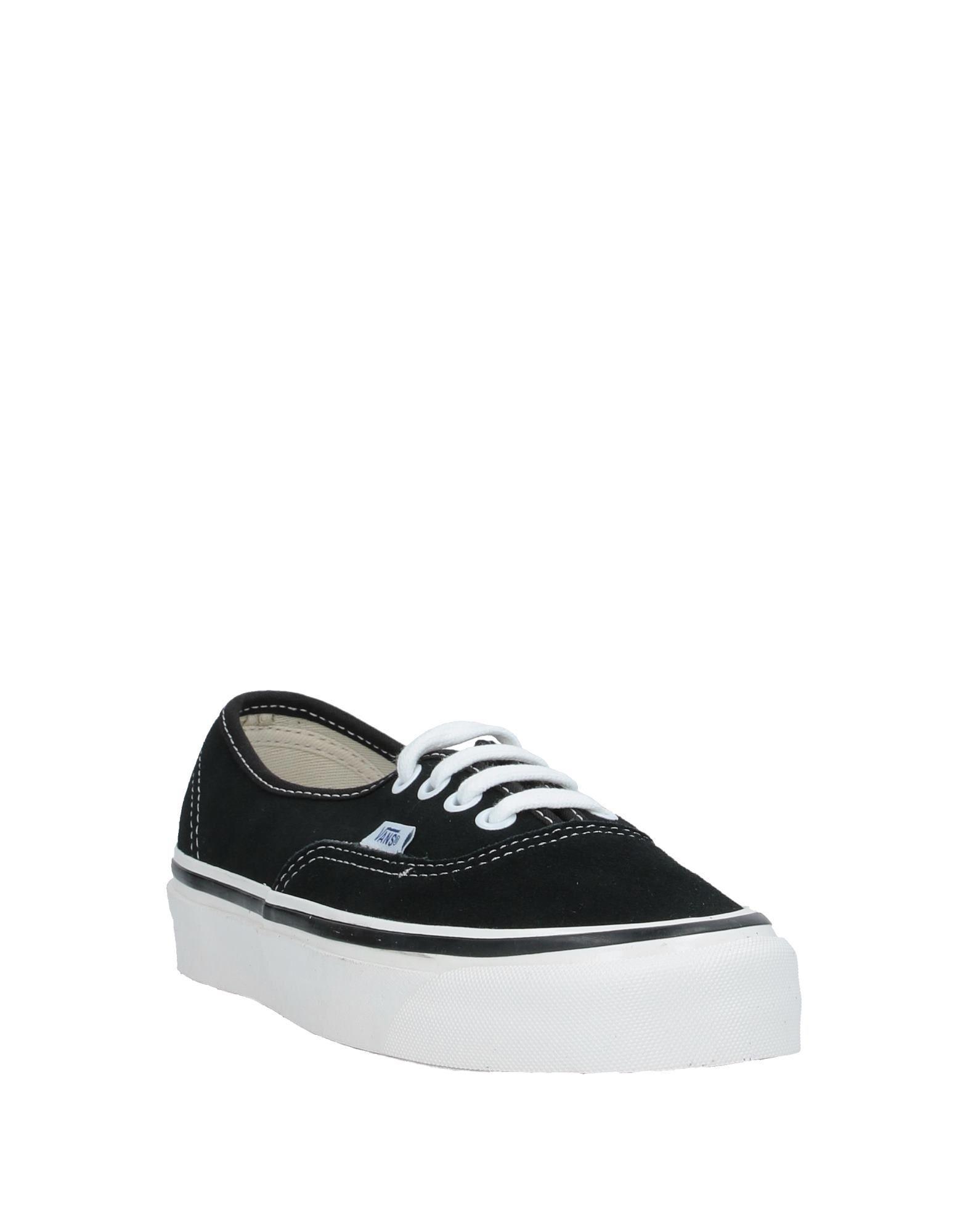 Sneakers & Deportivas Vans de color Negro