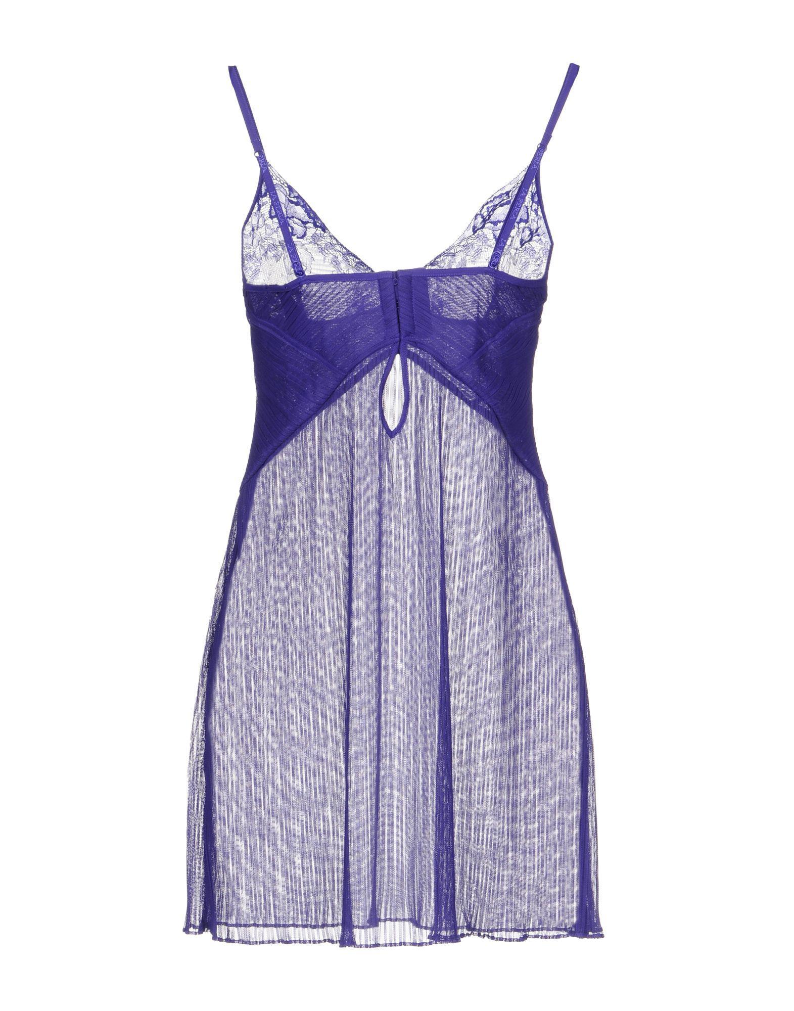 08e8c8d798 La Perla Slip in Purple - Lyst