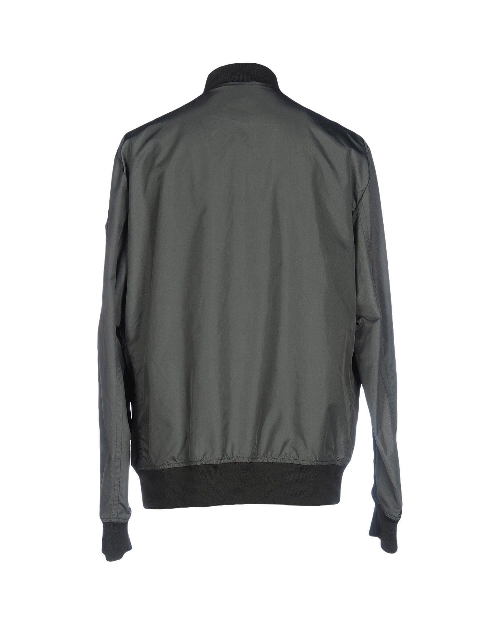 Dekker Synthetic Jacket in Military Green (Green) for Men