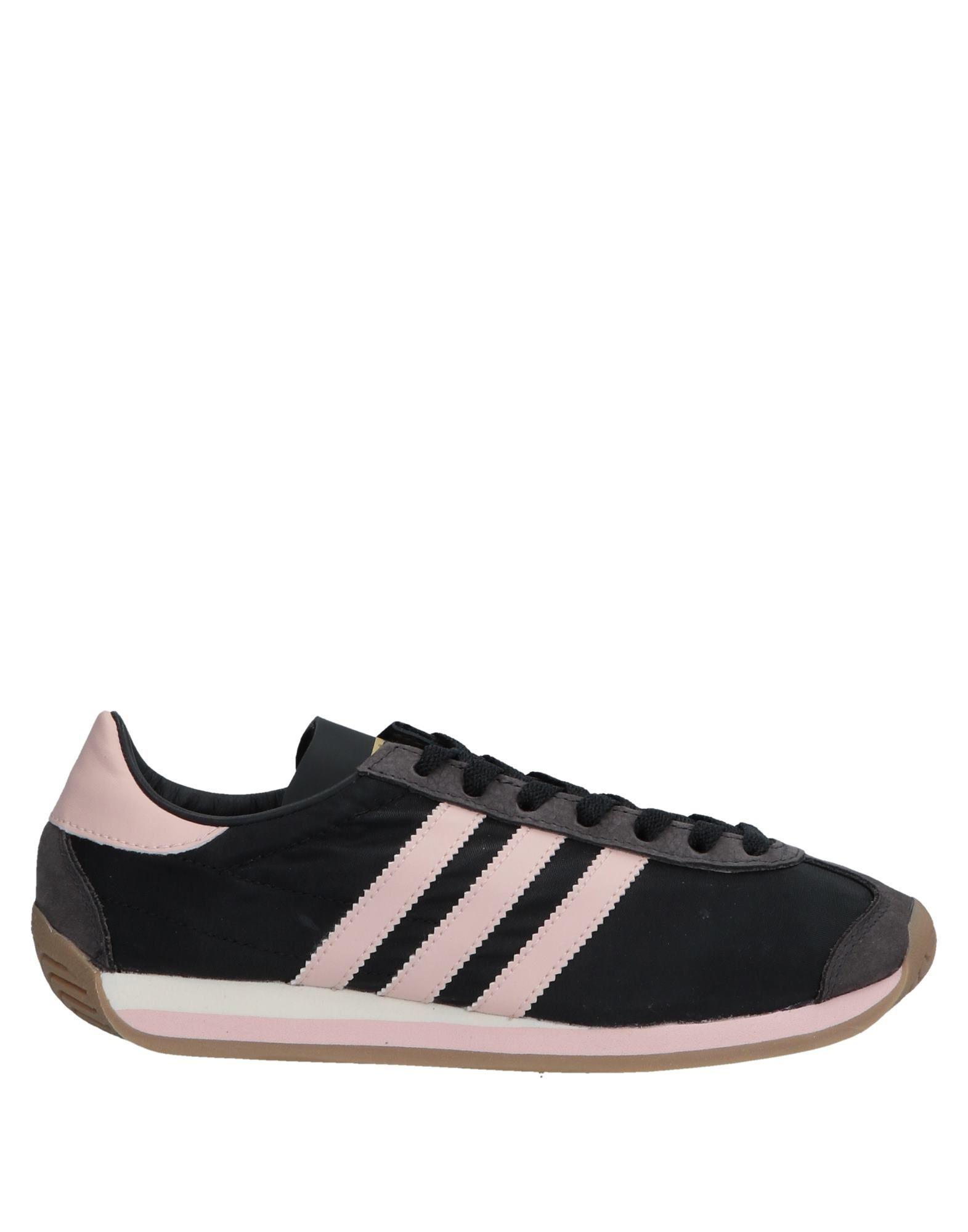 ec408f0a1d4 Adidas - Black Low-tops   Sneakers - Lyst. View fullscreen