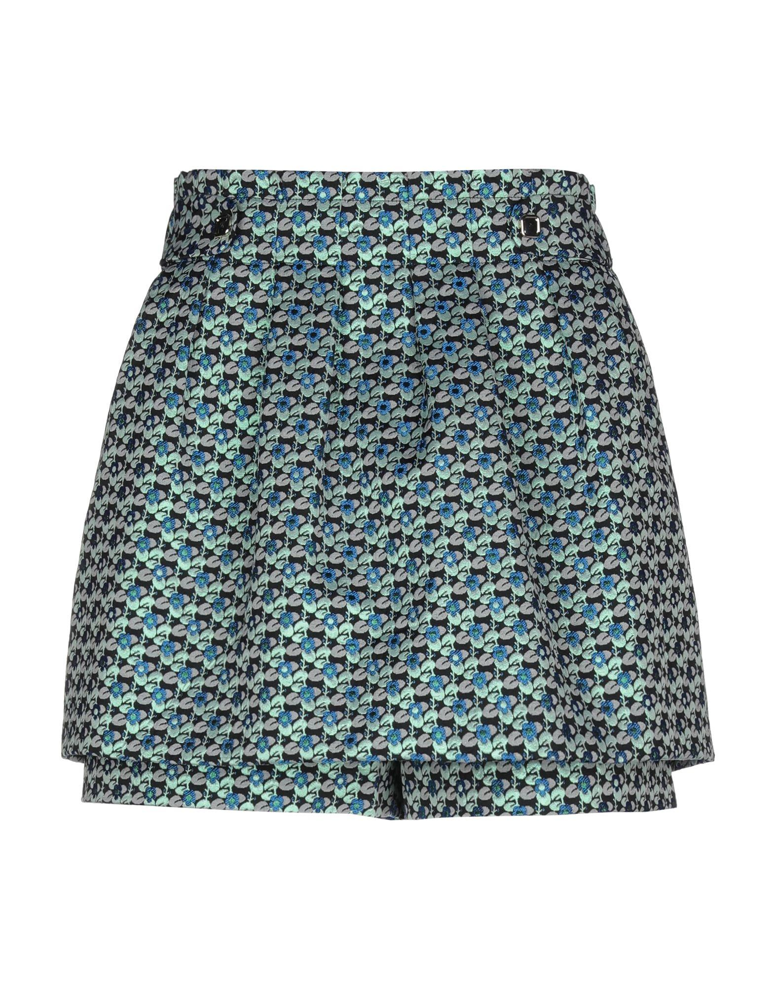 45fc4db036 Maje Mini Skirt in Green - Lyst