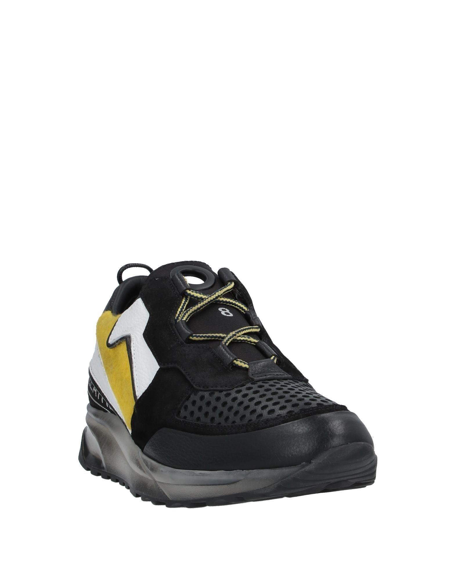 Sneakers & Deportivas Leather Crown de Cuero de color Negro para hombre
