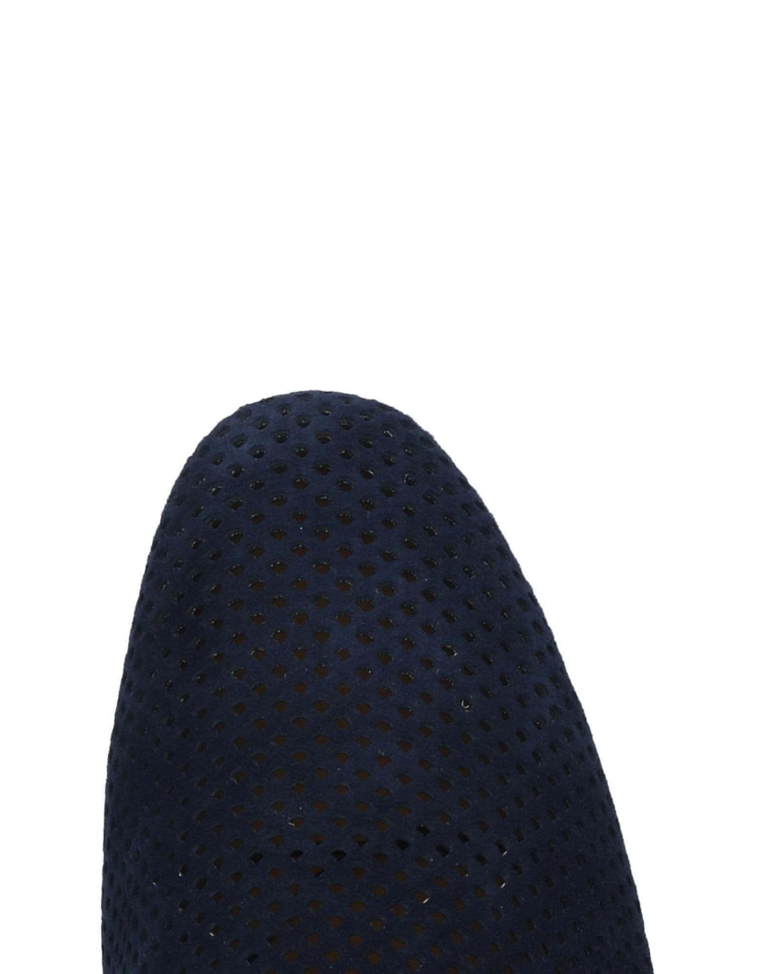 Alberto Guardiani Suede Lace-up Shoe in Dark Blue (Blue) for Men