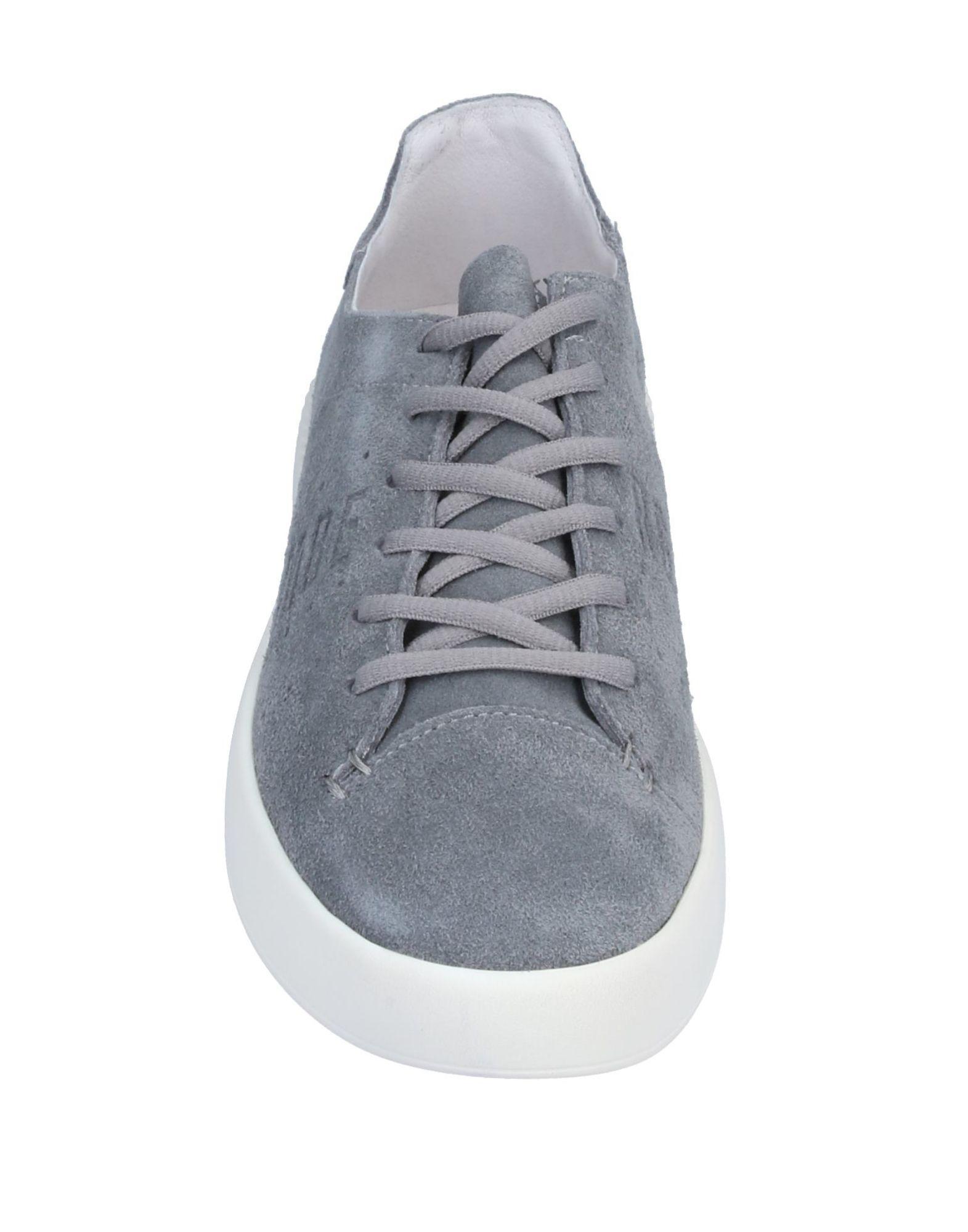 Sneakers & Deportivas Bikkembergs de Cuero de color Gris para hombre