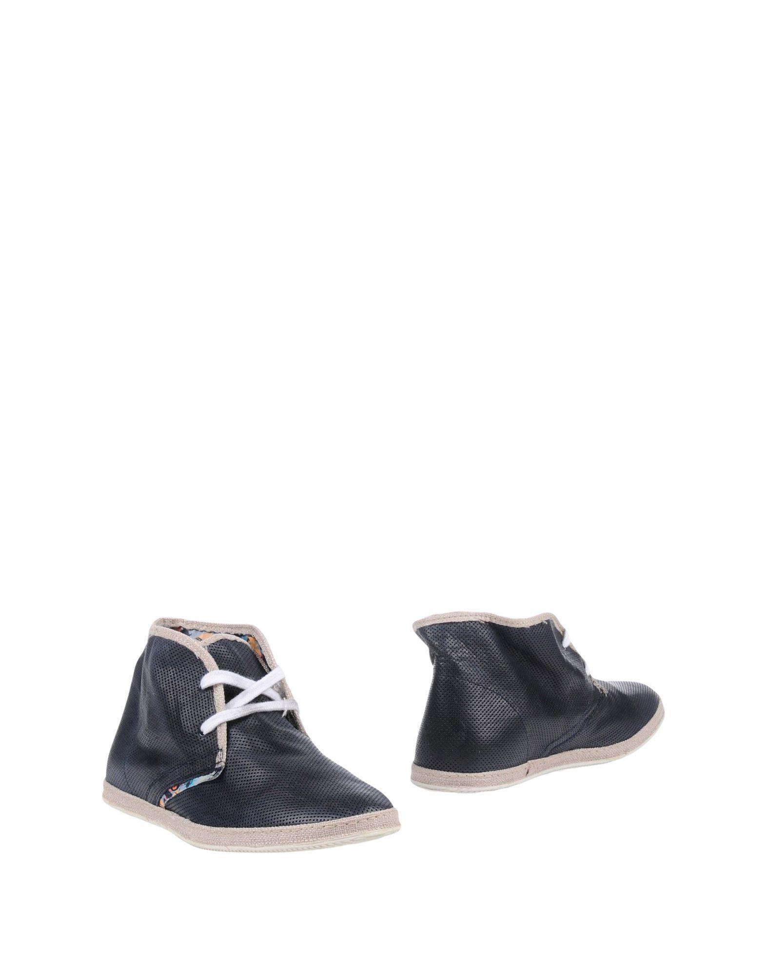 LE CROWN Ankle boot Black Men