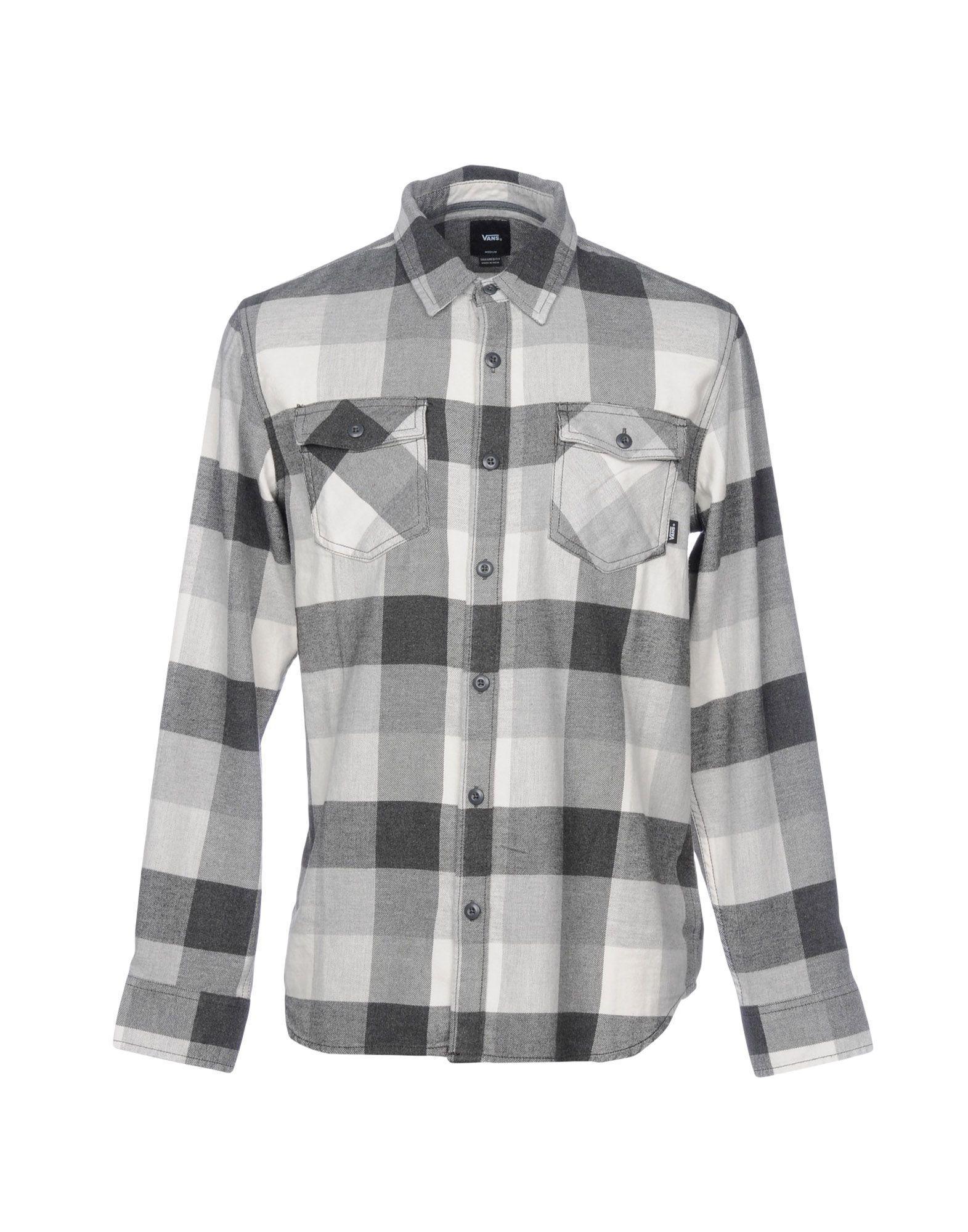 chemise vans homme