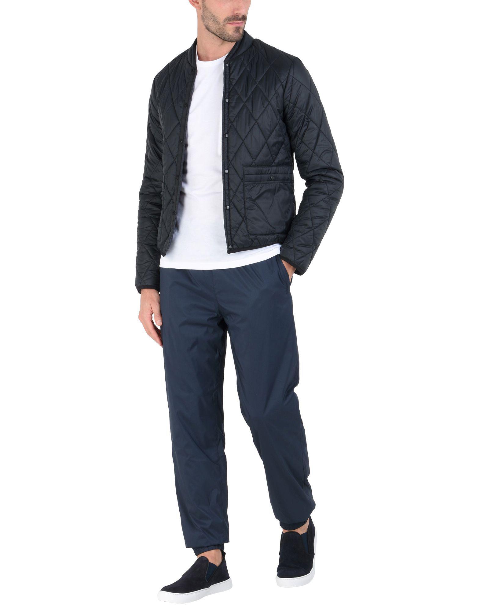 WOOD WOOD Casual Trouser in Dark Blue (Blue) for Men