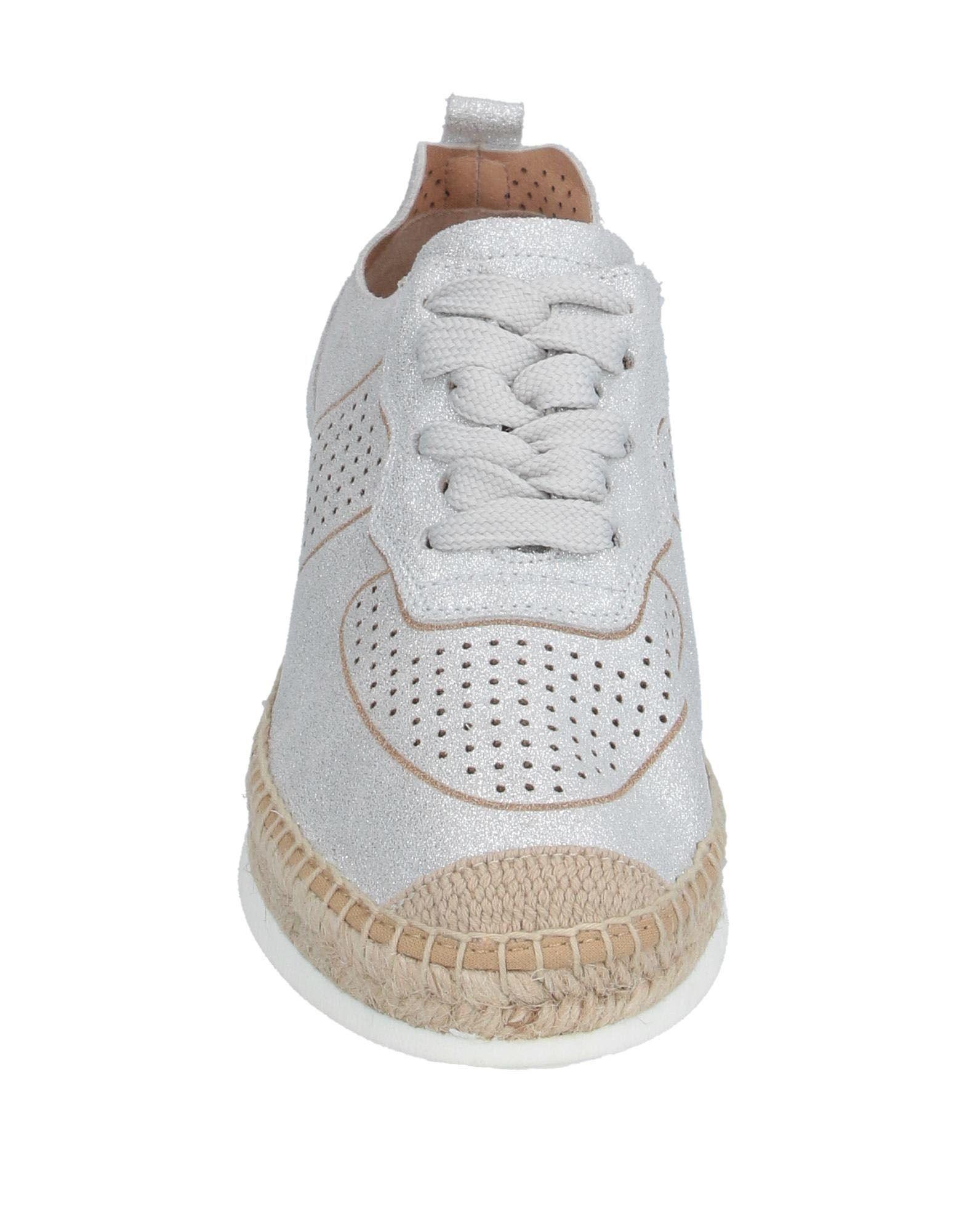 Sneakers & Deportivas Kanna de Cuero de color Metálico