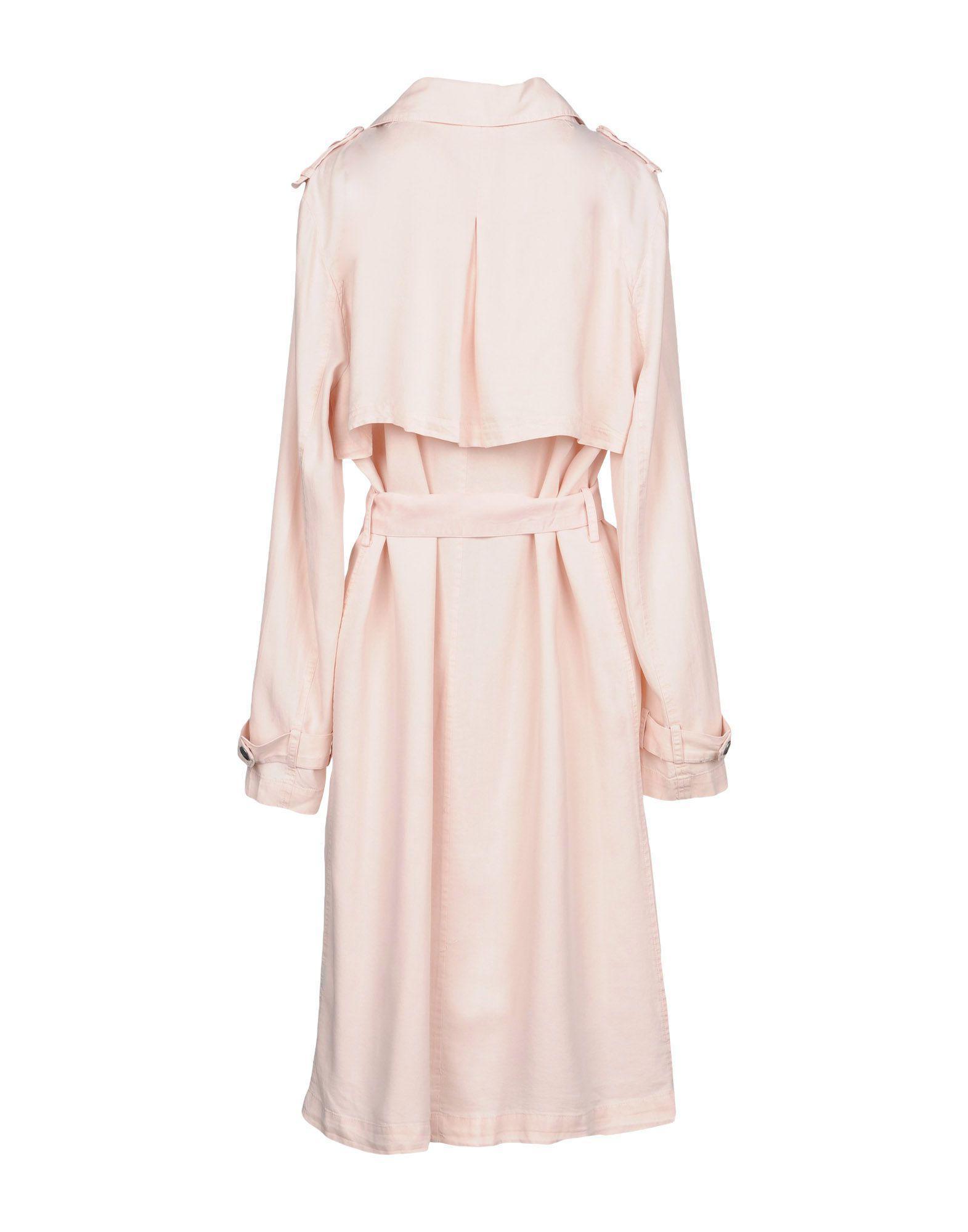 41602d12fa Lyst - Walter Baker Lange Jacke in Pink