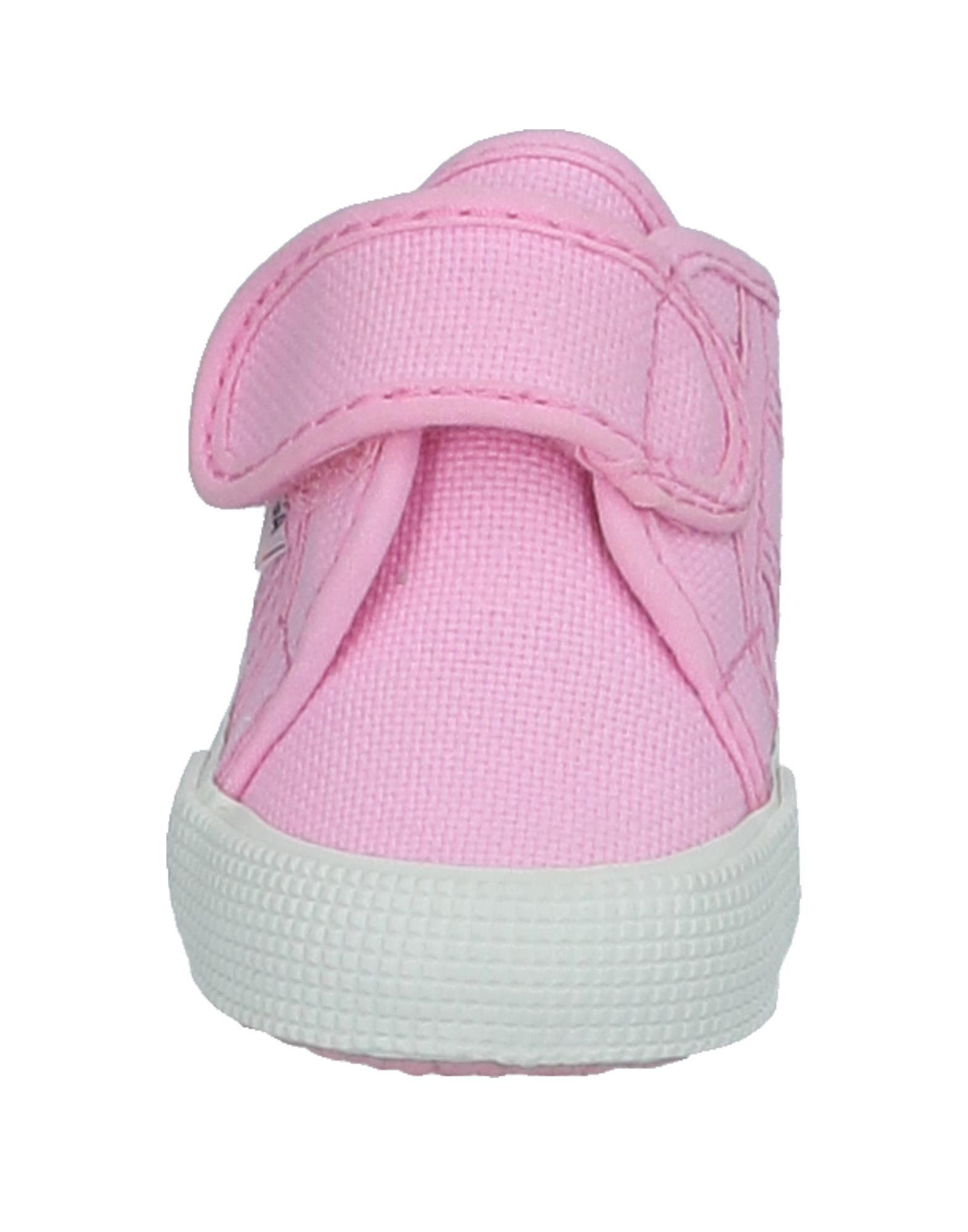 Superga Canvas Low-tops & Sneakers in Pink