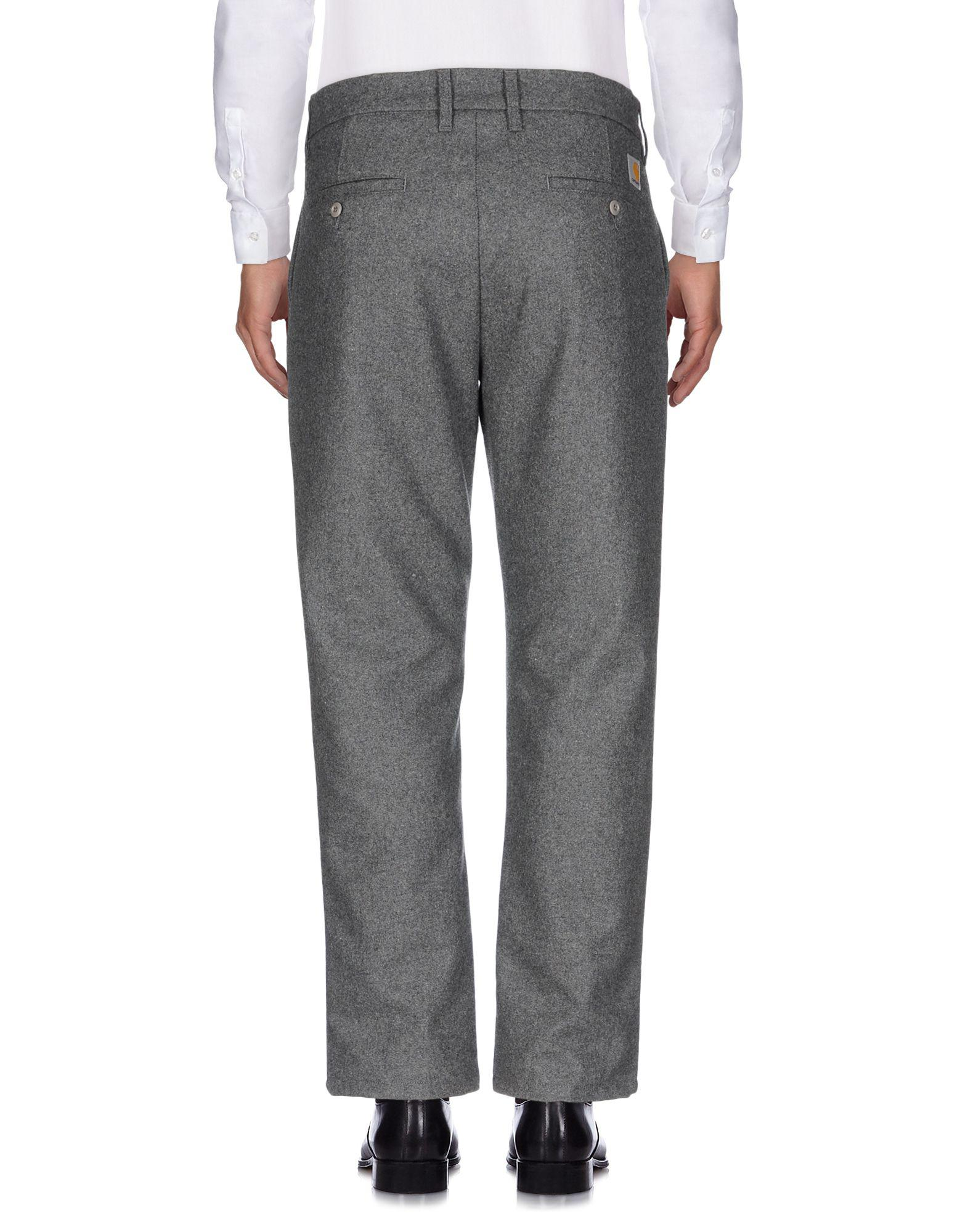 Carhartt Flannel Casual Pants in Grey (Grey) for Men