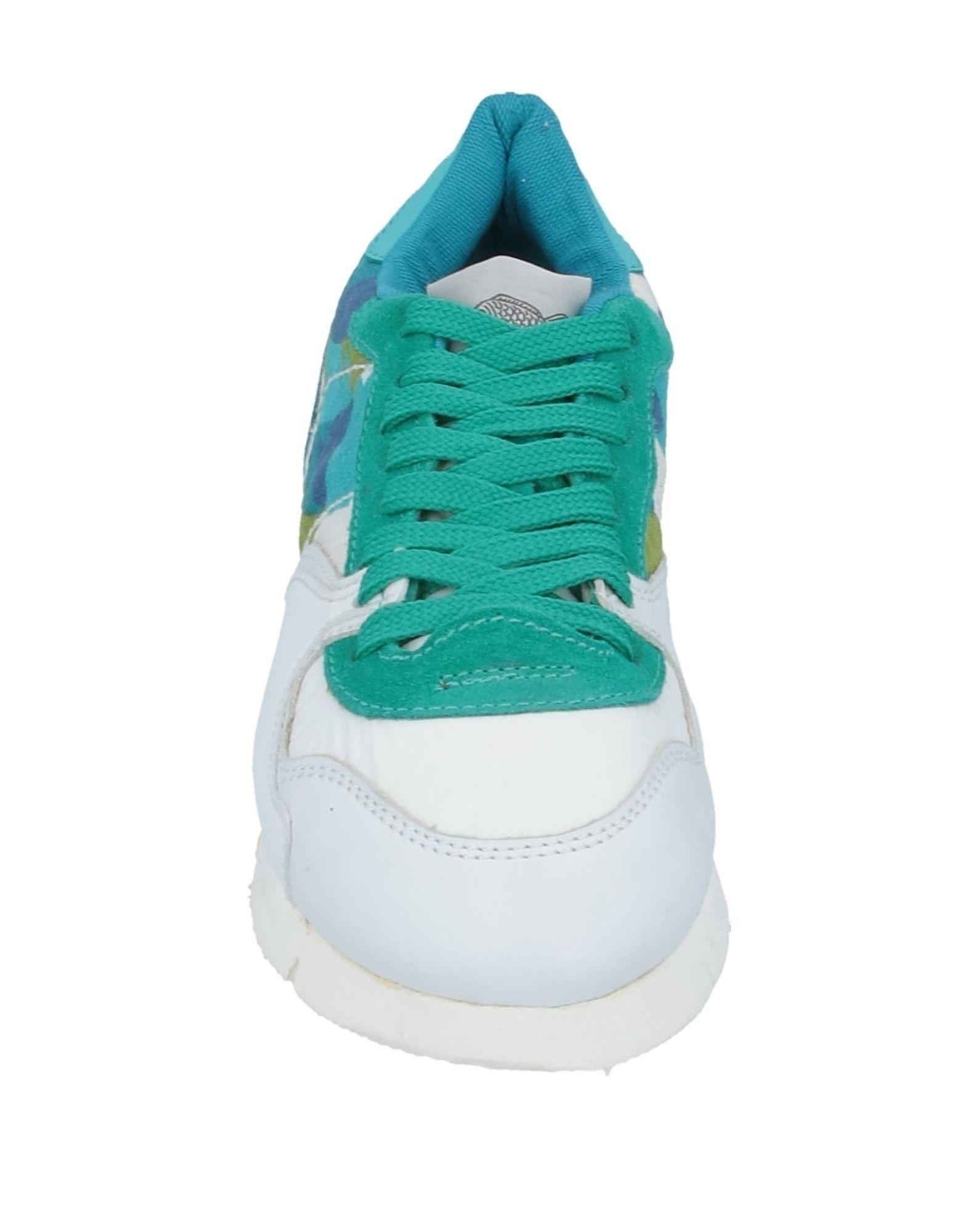 Sneakers & Deportivas Soya Fish de Ante de color Verde