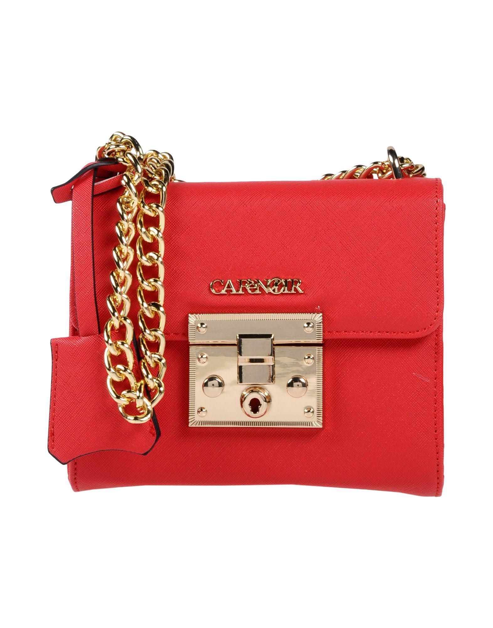HANDBAGS - Cross-body bags Cafènoir Discount 100% Original 9fWa3cH