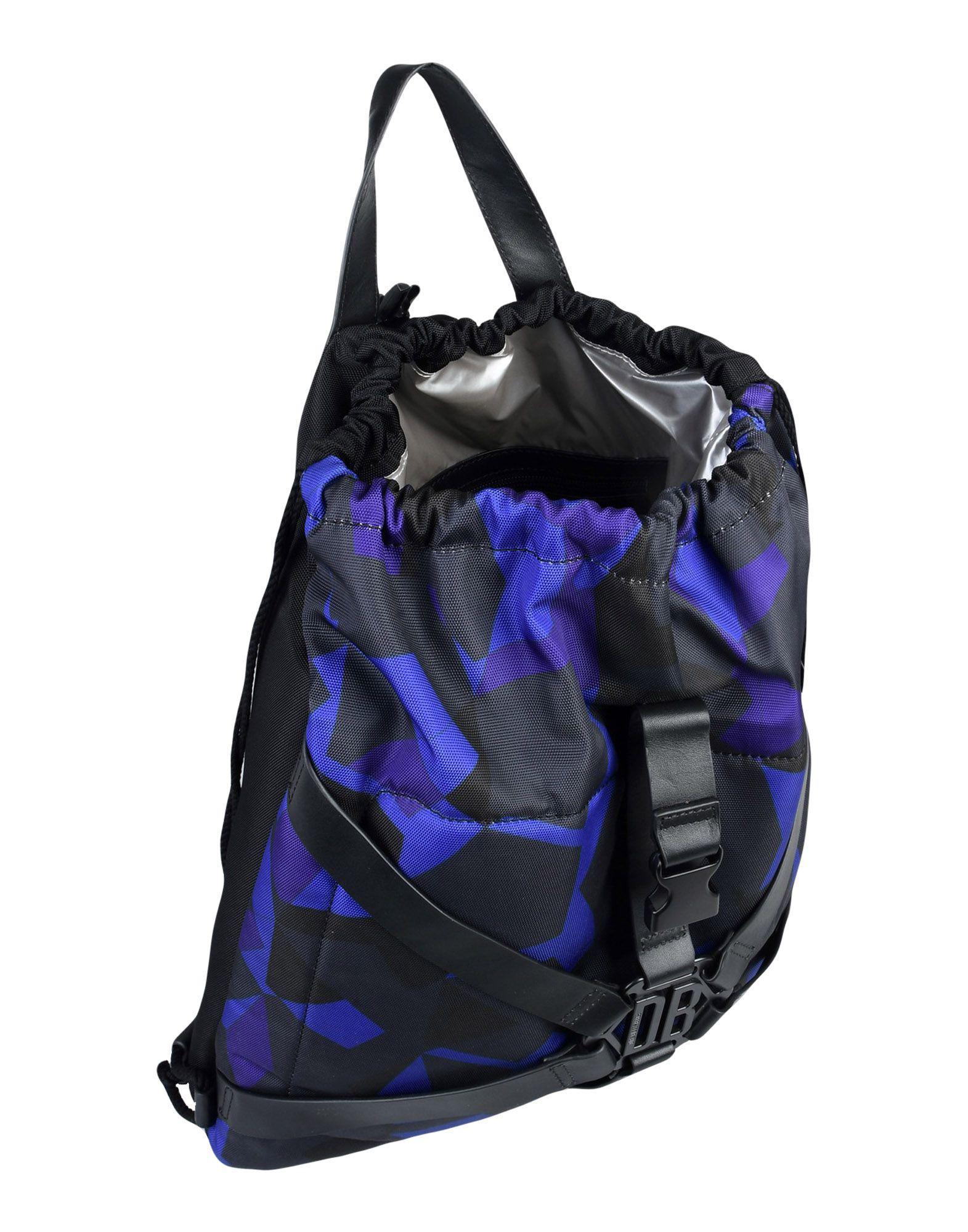 Bikkembergs Synthetic Backpacks & Fanny Packs in Bright Blue (Blue) for Men