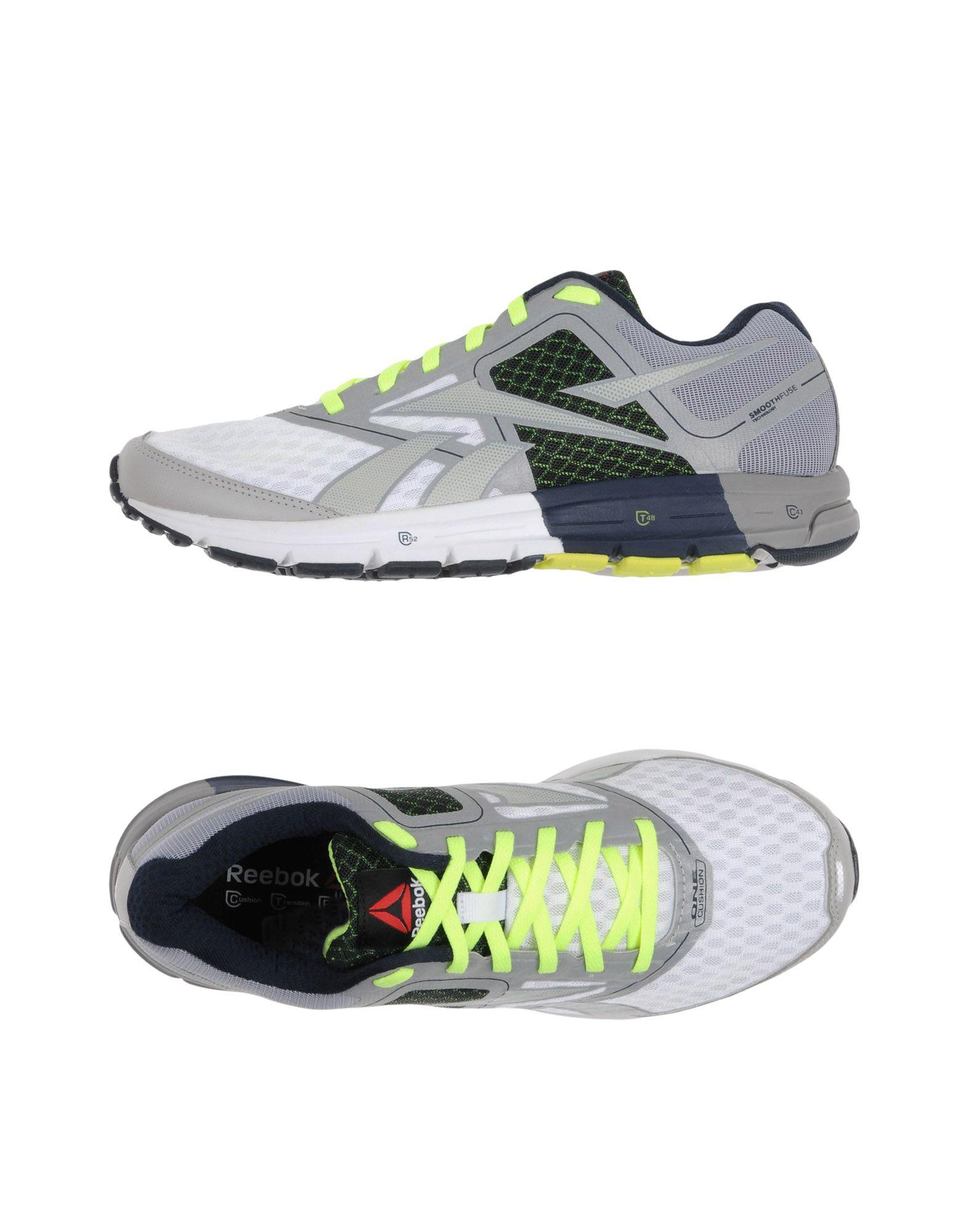 Sneakers Gray Amp; Xxaapwq In Lyst Reebok Men Tops For Low 3Jul1FTc5K