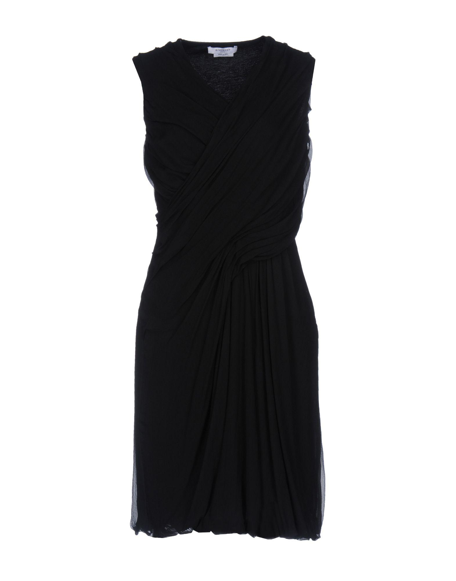 Lyst Givenchy Short Dress In Black