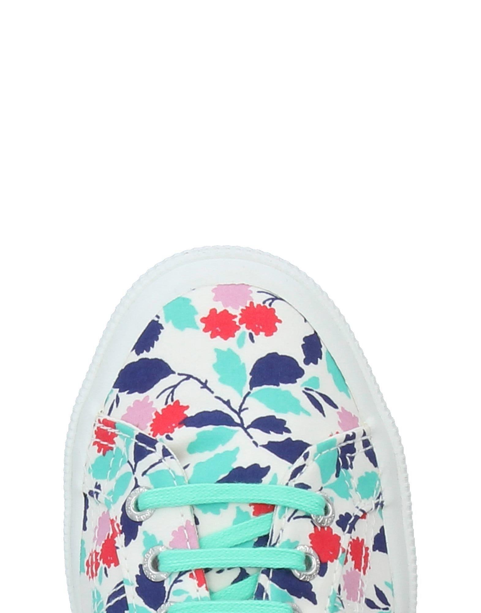 Superga Low-tops & Sneakers in Turquoise (Blue)